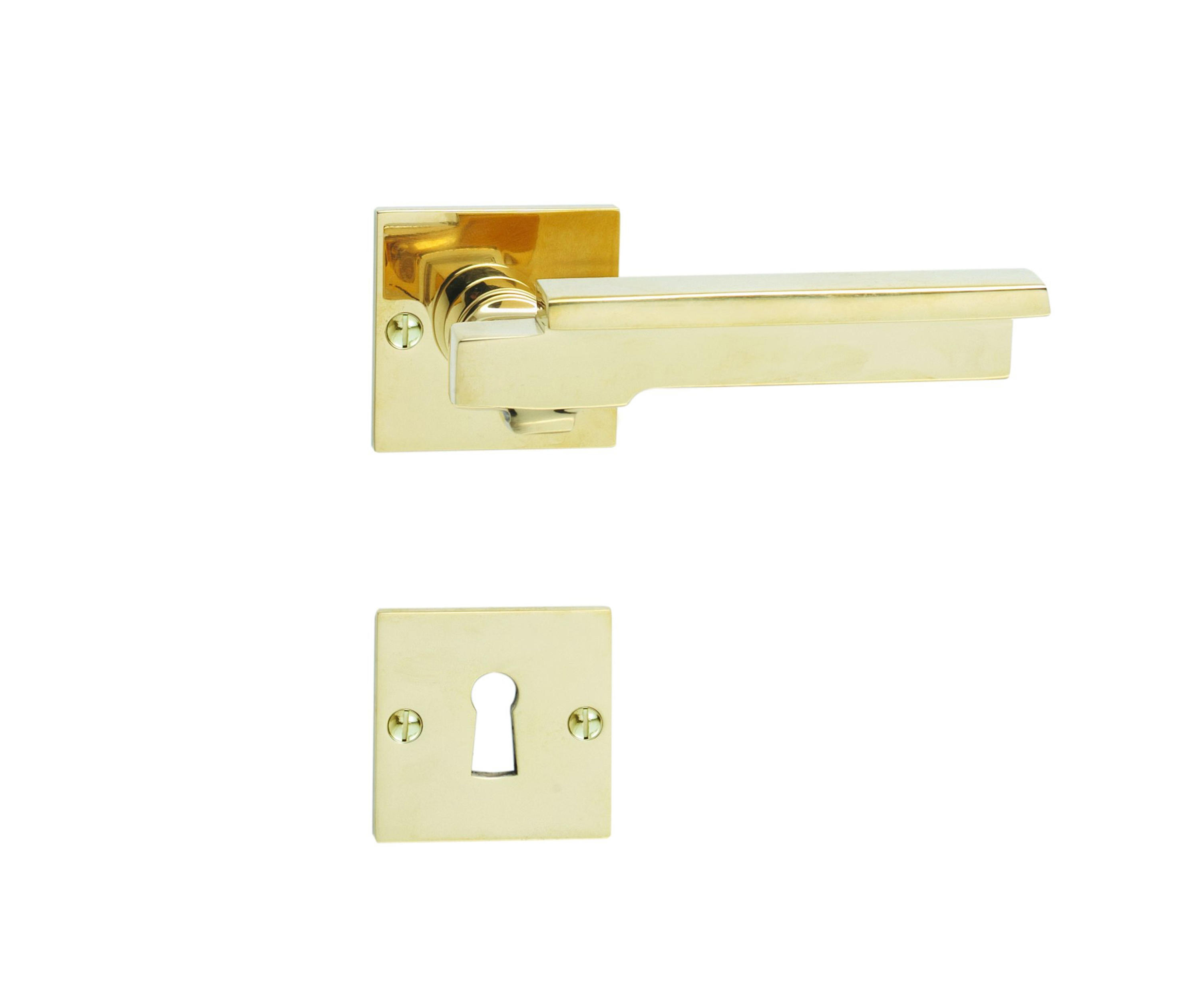 Bon Art Déco 1930 Door Handle By Tecnoline | Handle Sets