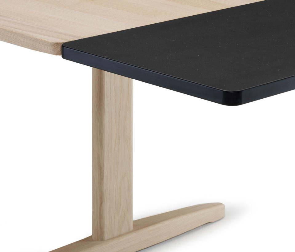 shaker table by dk3 restaurant tables