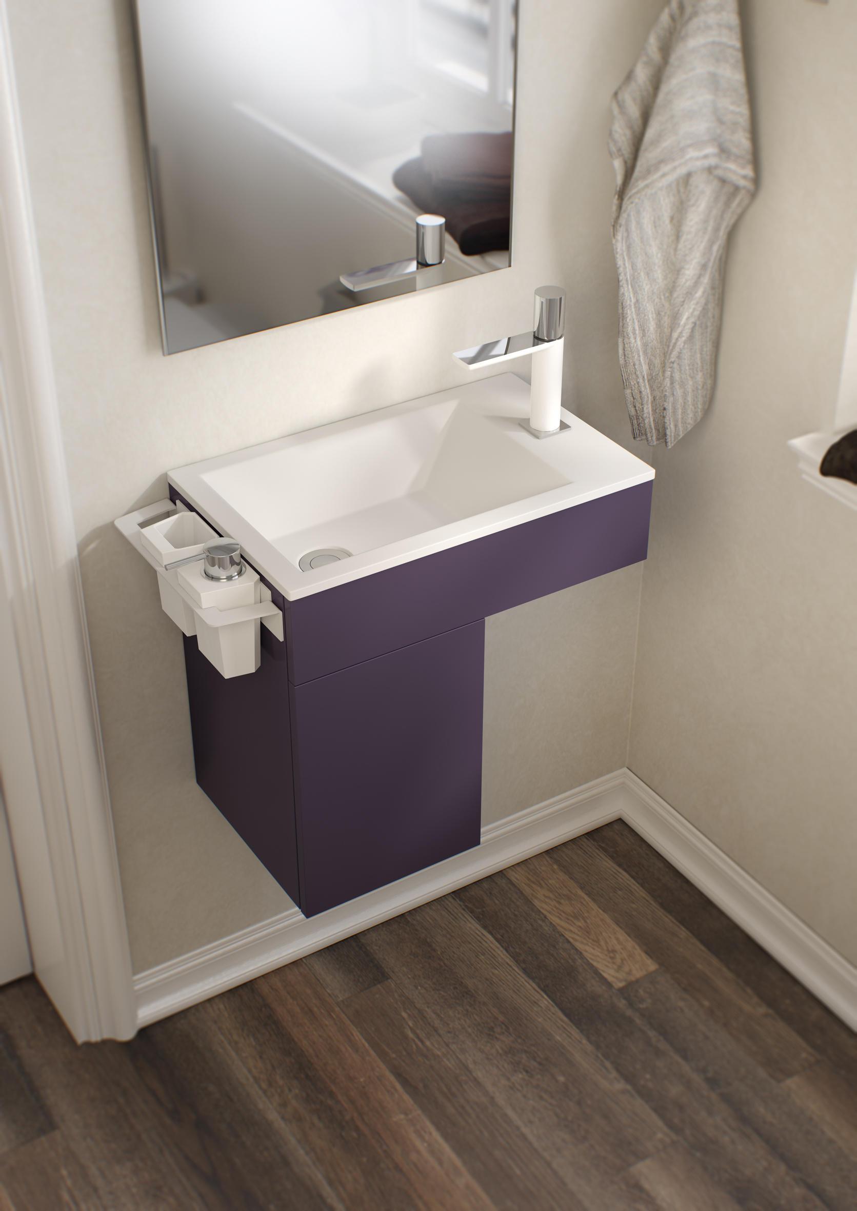 Puzzle t barra 300 estanter as toallas de sonia architonic for Estanteria bano toallas