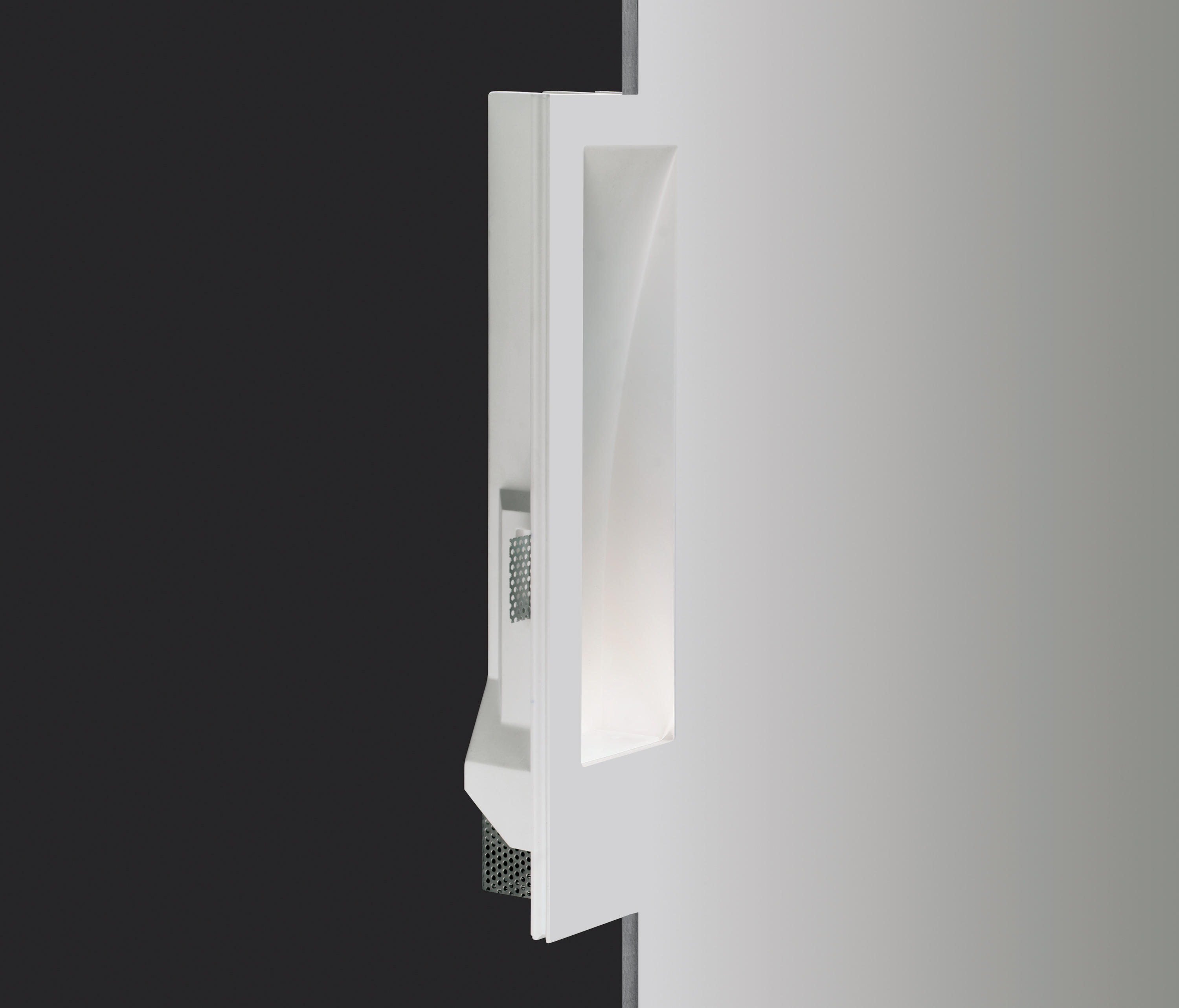 Buzzi & Buzzi Lighting ghost - recessed wall lights from buzzi & buzzi | architonic