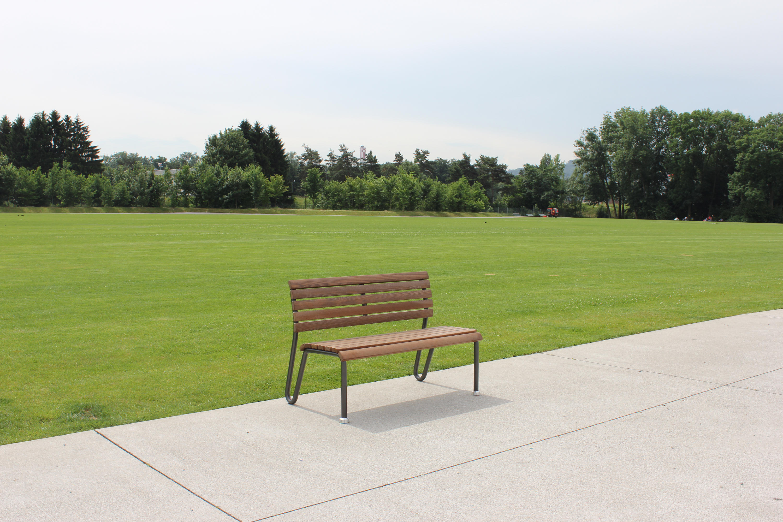 Vivax bench bancos de exterior de burri architonic - Bancos de exterior ...
