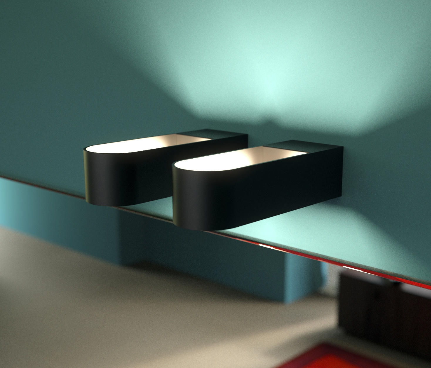 LUCEMEZZO - Wall lights from Sign | Architonic