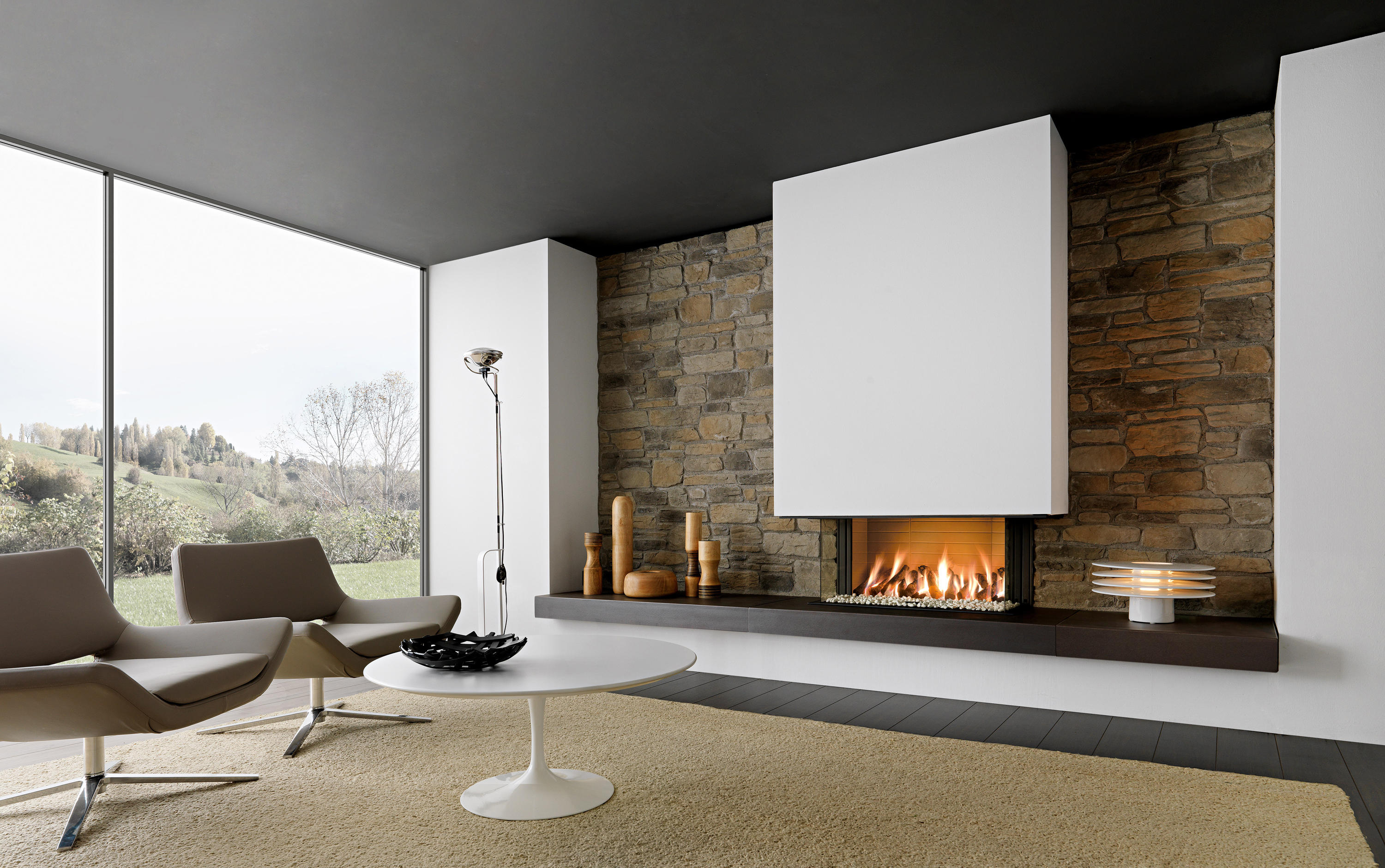liverpool gas fireplaces from piazzetta architonic