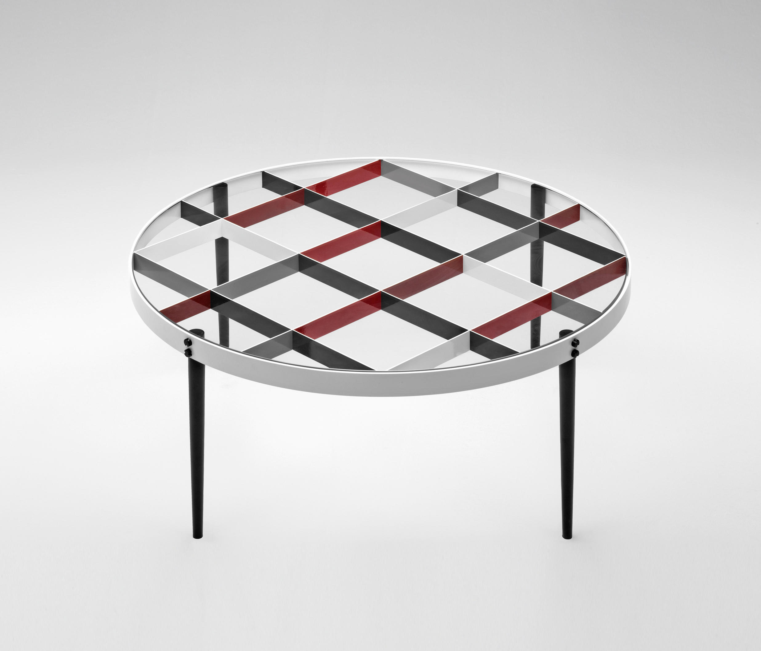 D 555 1 TEA TABLE Lounge tables from Molteni & C
