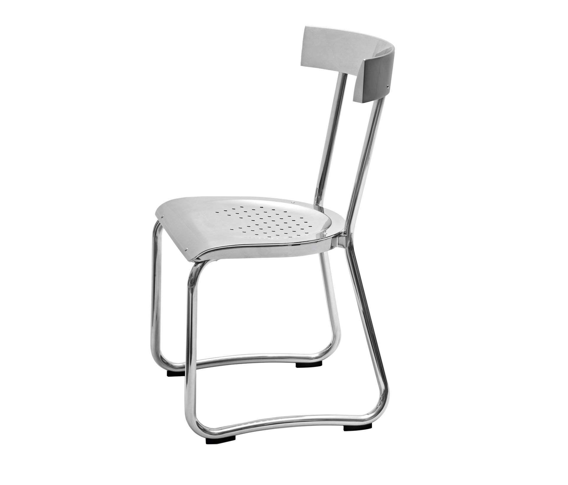 D 235 1 MONTECATINI CHAIR Restaurant chairs from Molteni & C