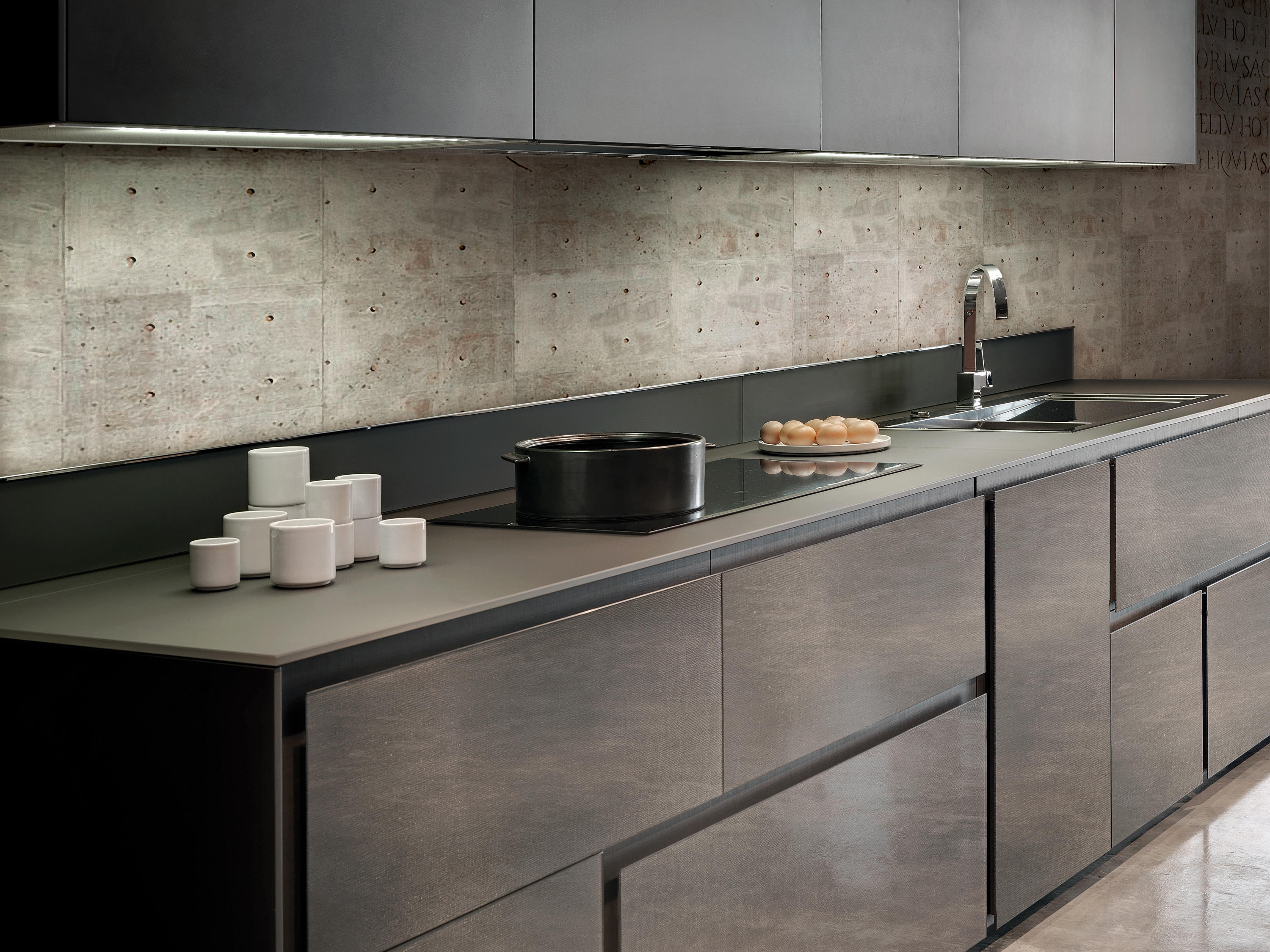 Opera island kitchens from tisettanta architonic for Cucine tisettanta