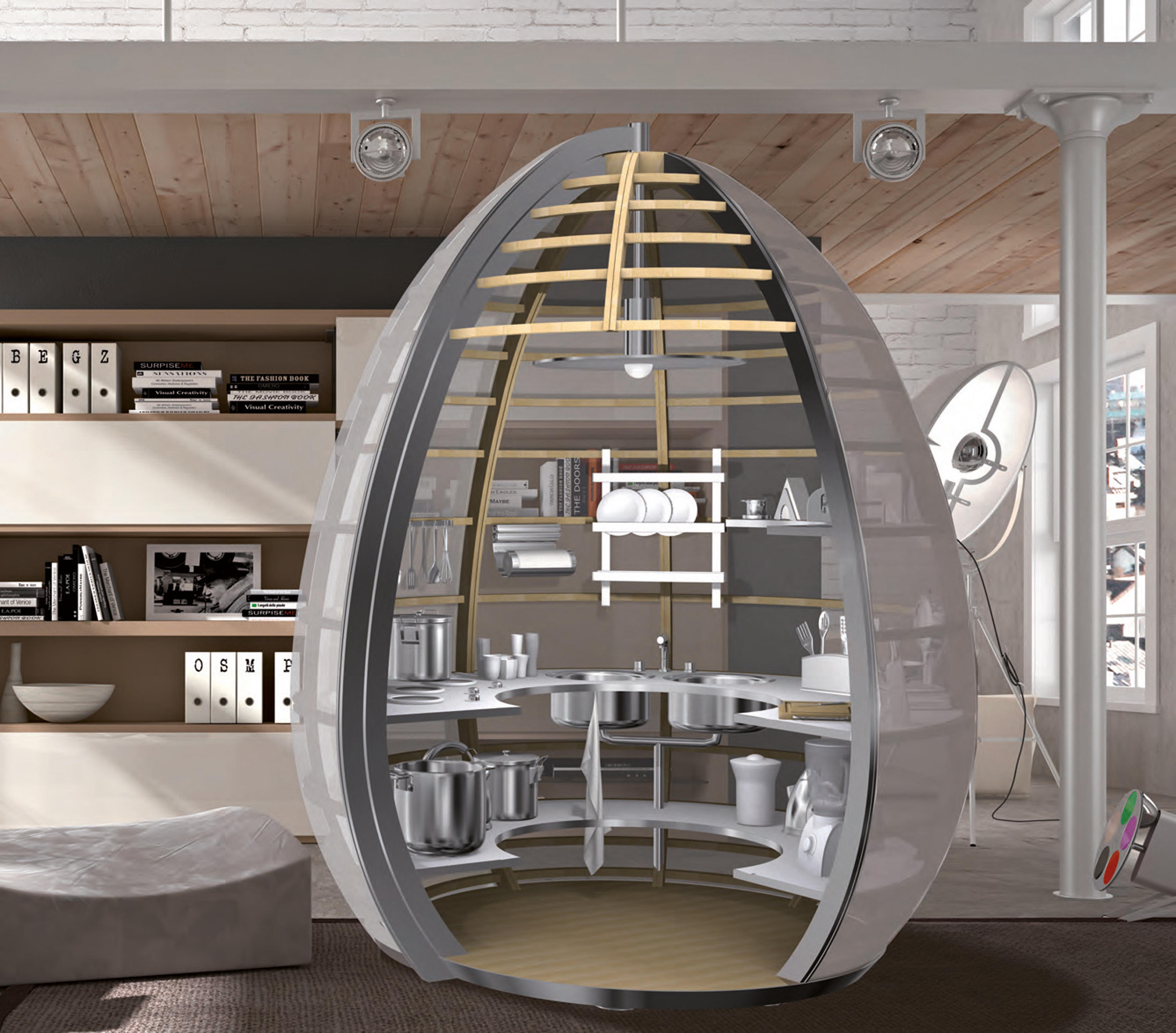 Nu Ovo Cocoon Furniture From Tisettanta Architonic