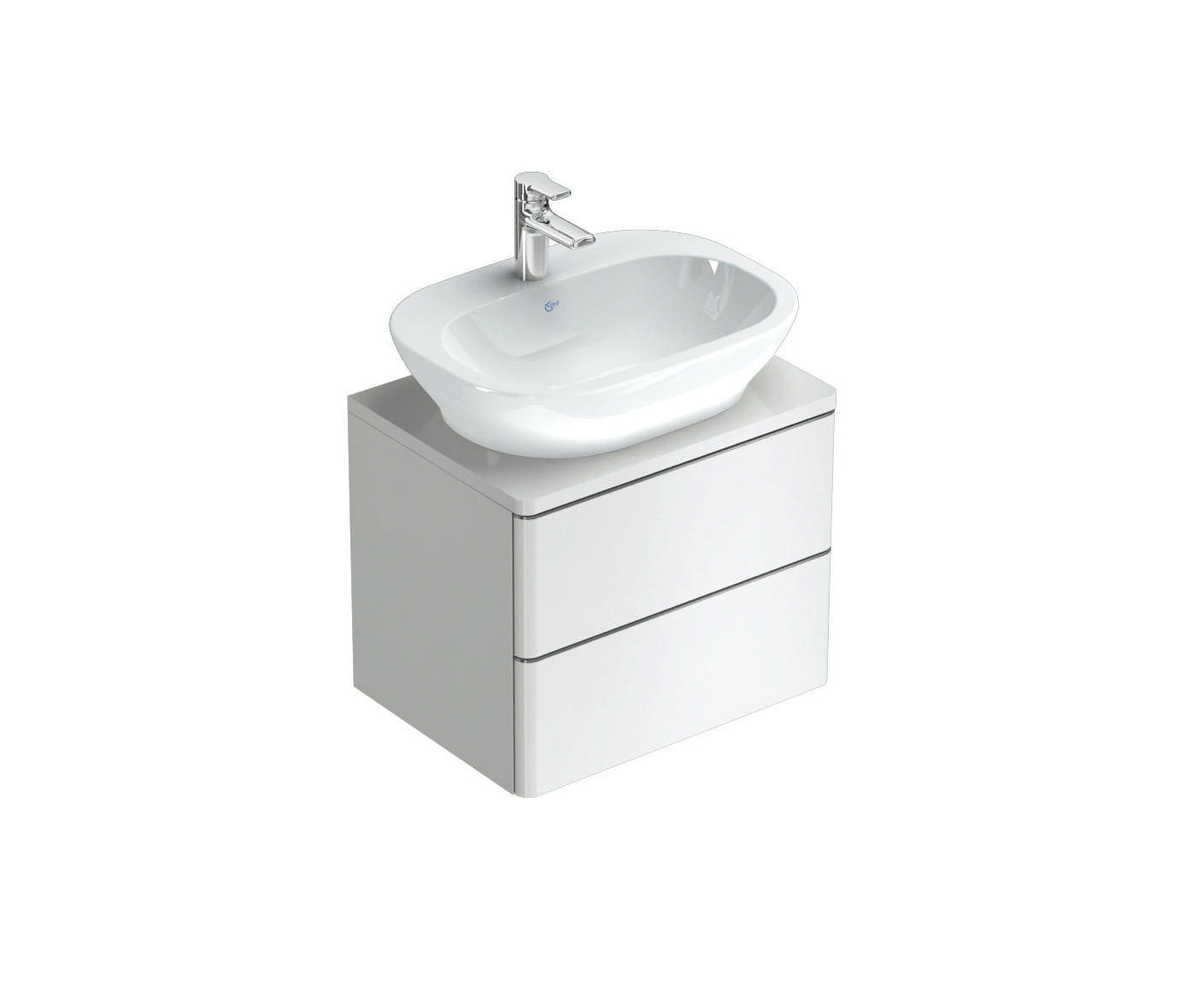 softmood waschtisch unterschrank 600mm mobili lavabo. Black Bedroom Furniture Sets. Home Design Ideas