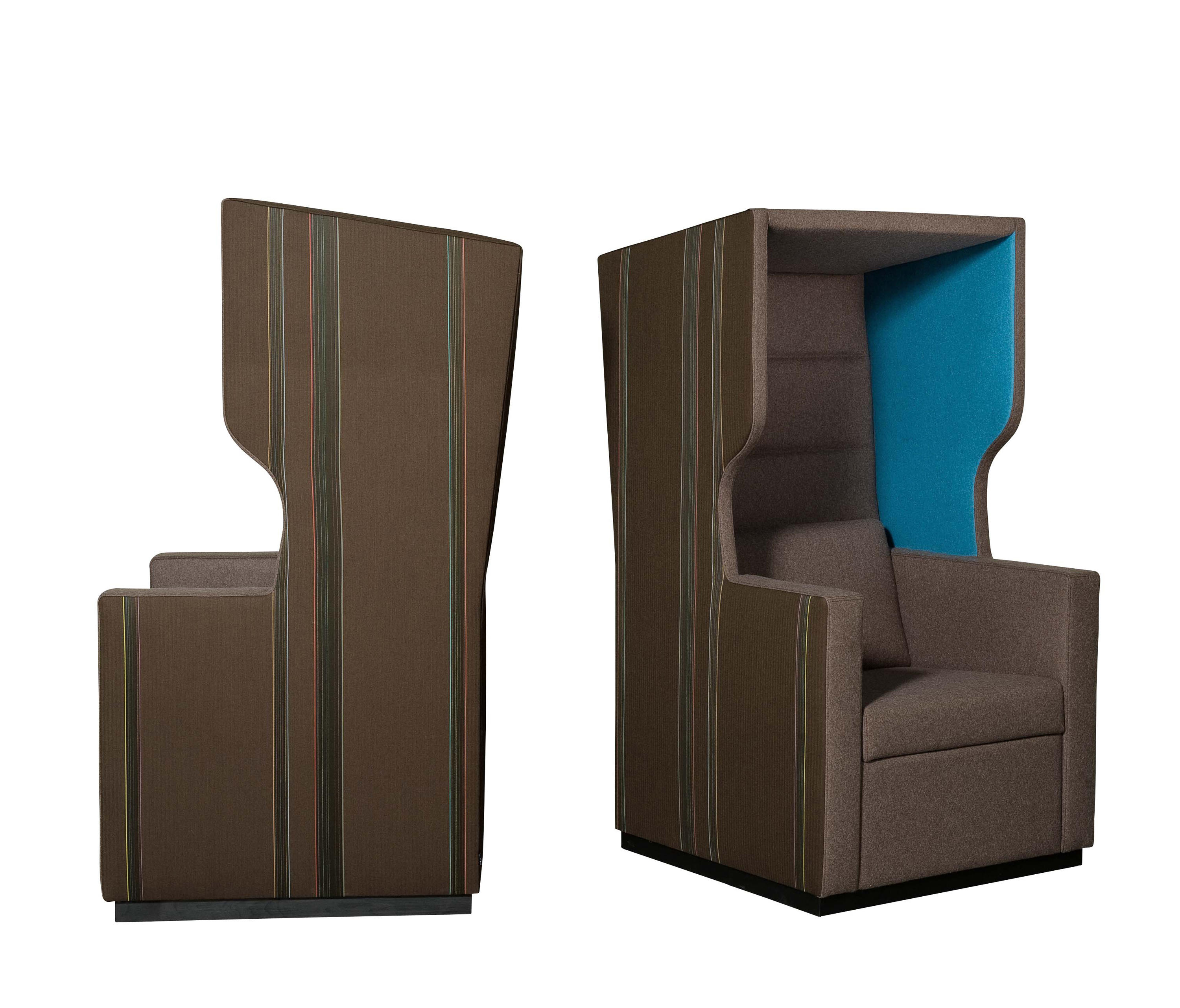 TANK CHAIR Lounge chairs from Palau