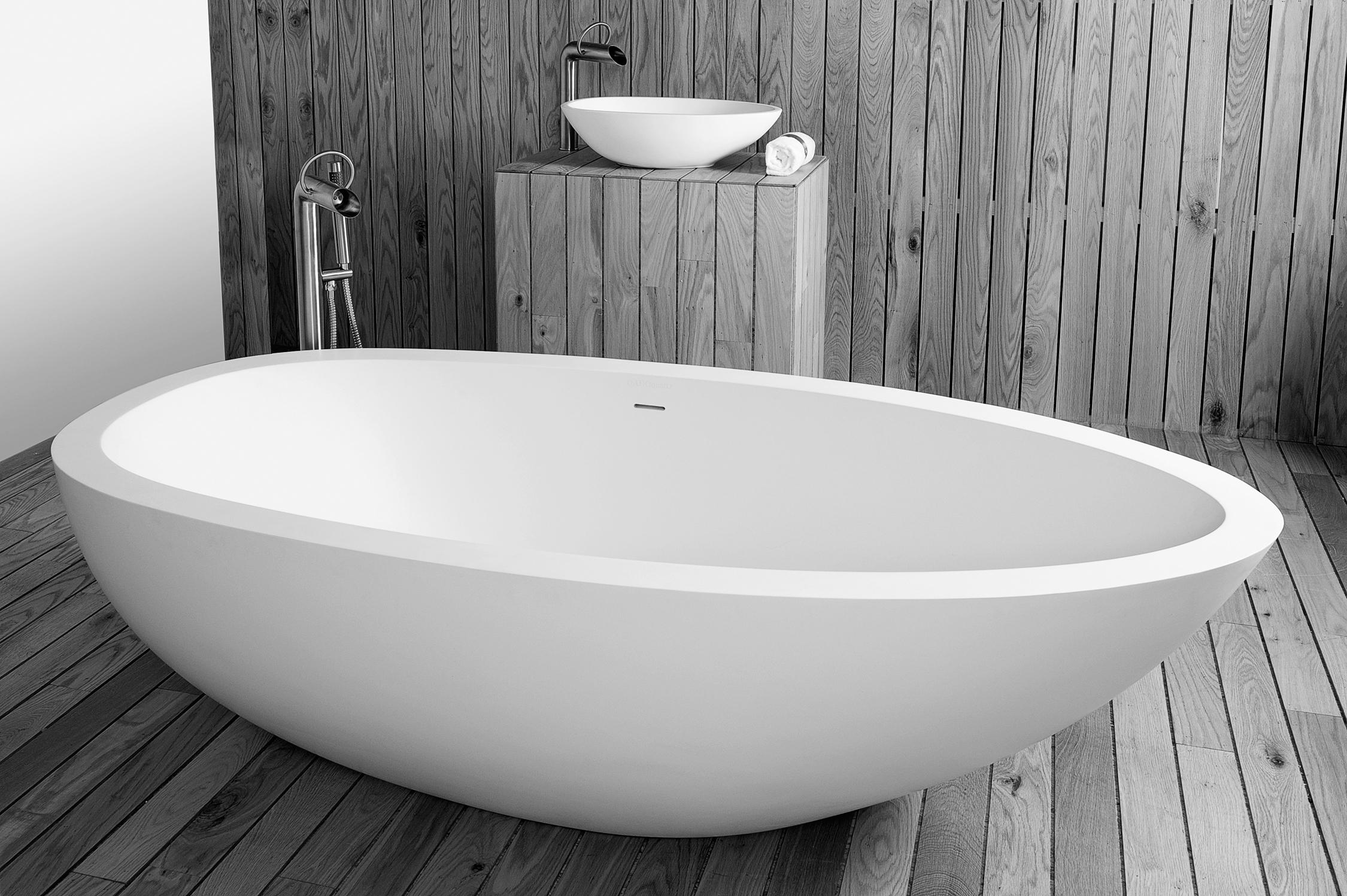 ELAINE DADOQUARTZ BATHTUB - Bathtubs from DADObaths | Architonic