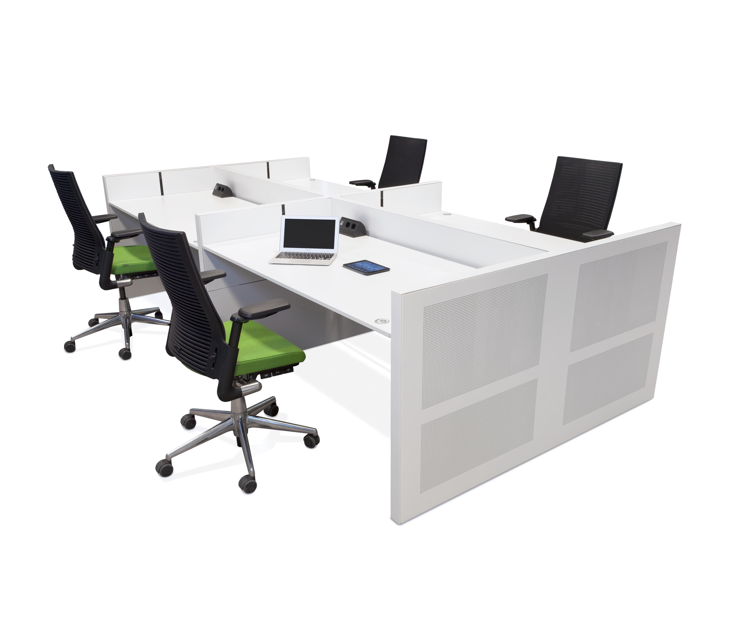 TEAM_UP - Desking systems from Ahrend | Architonic