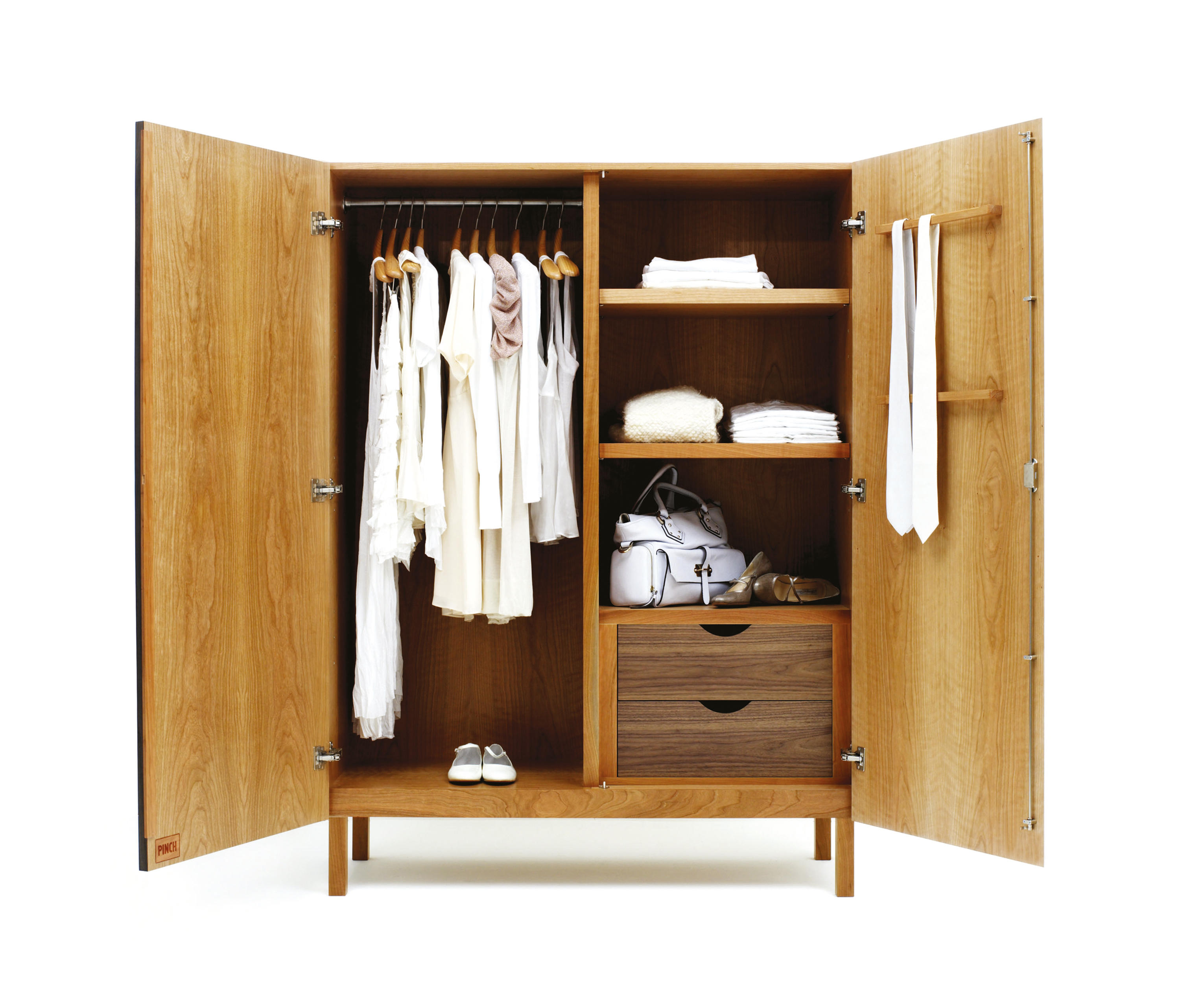 Frey Armoire Double Cabinets From Pinch Architonic