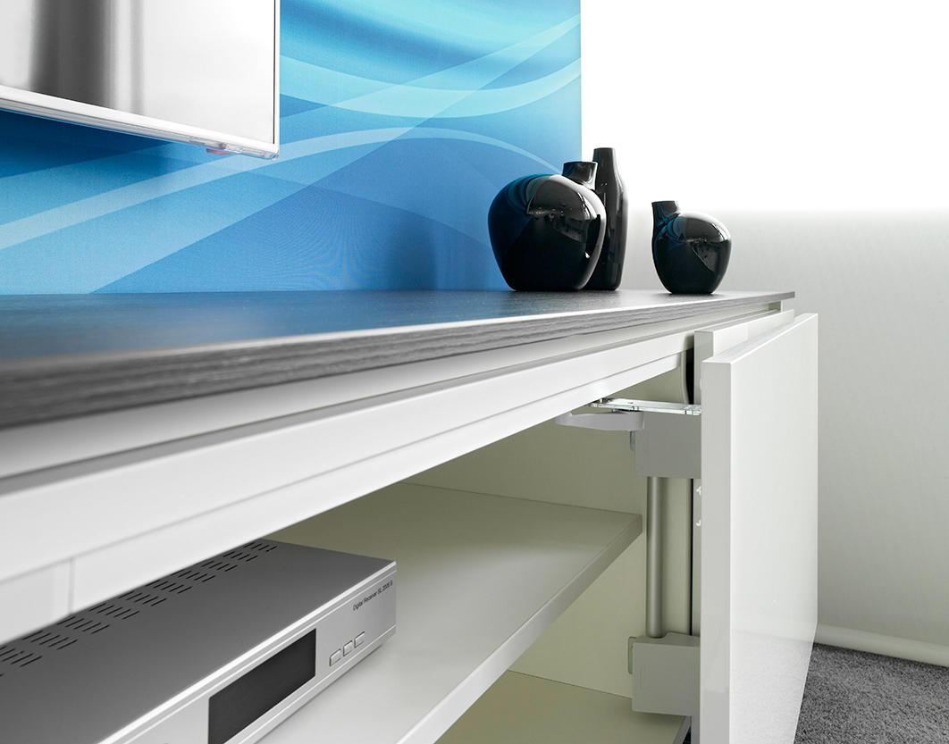 WINEA MAXX SLIDE SIDEBOARD - AV cabinets from WINI Büromöbel ...