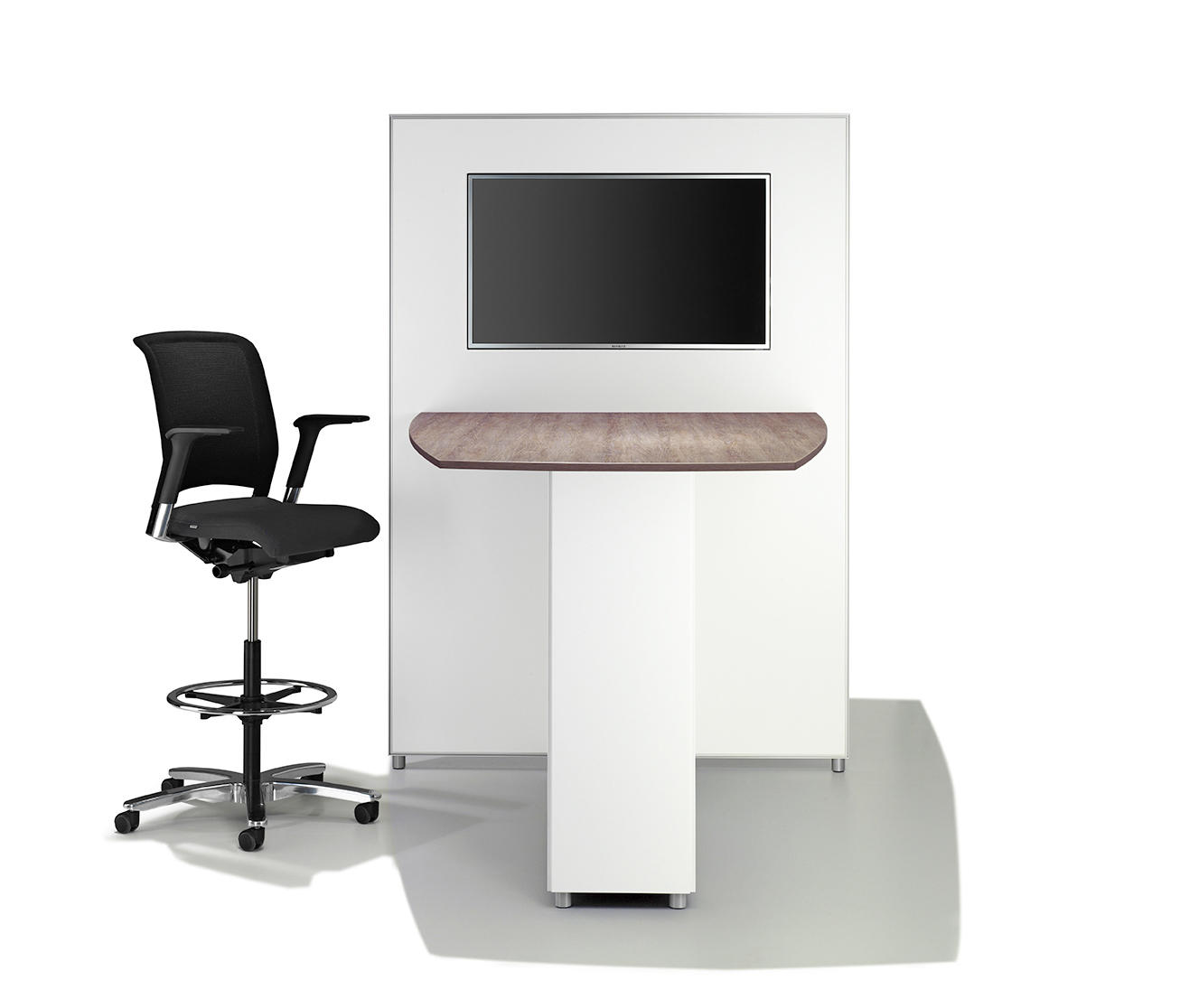 WINEA SINUS KOMMPOINT - Standing meeting tables from WINI ...