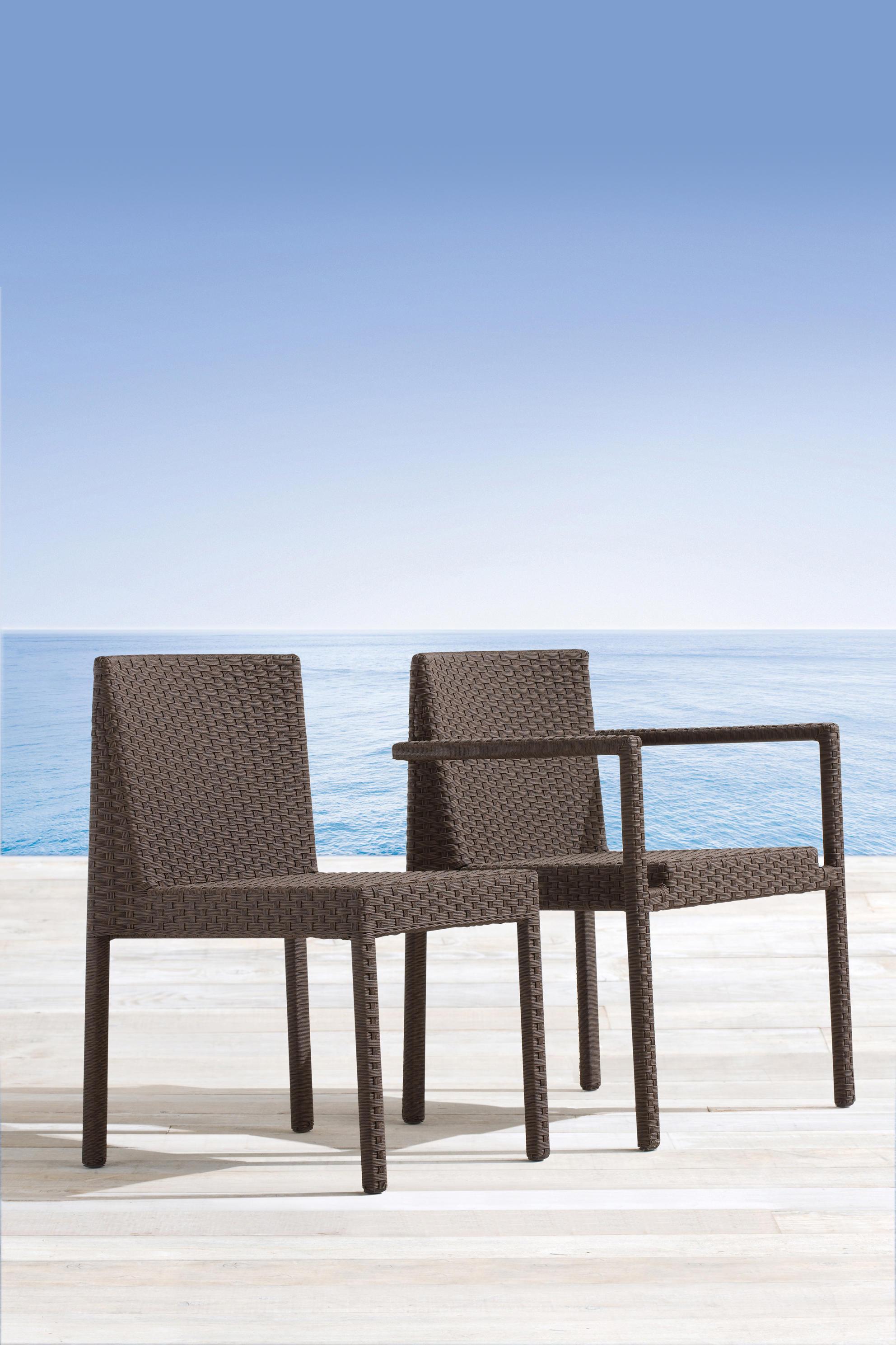 ST. TROPEZ 9540   9541 CHAIR - Gartenstühle von Roberti Rattan ...