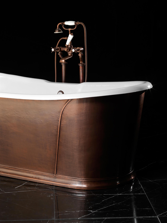 copper bathtub.  Camelot Antique Copper Bathtub By Devon Free Standing Baths CAMELOT ANTIQUE COPPER BATHTUB From