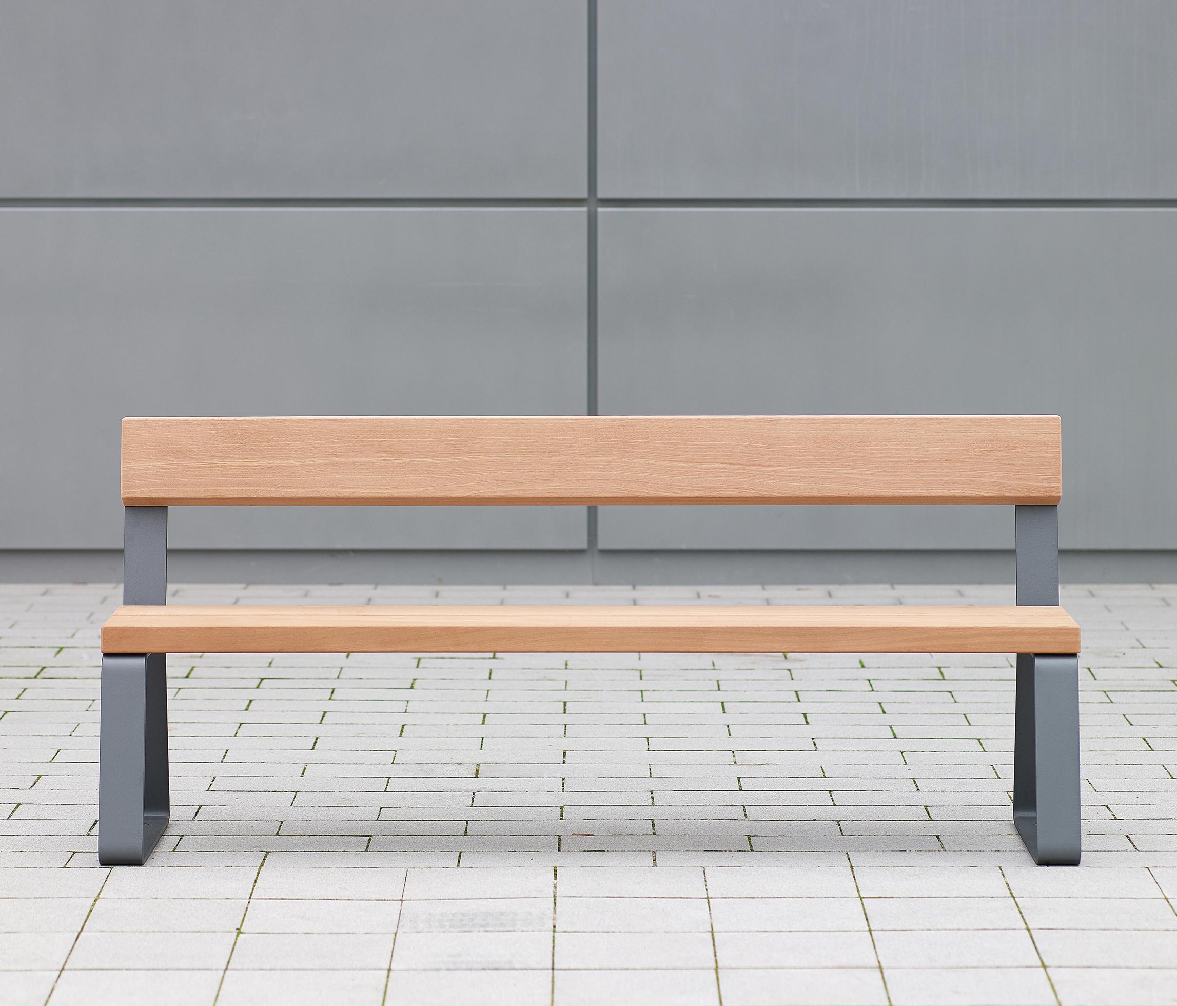 Campus Levis Bench By Westeifel Werke | Exterior Benches ...