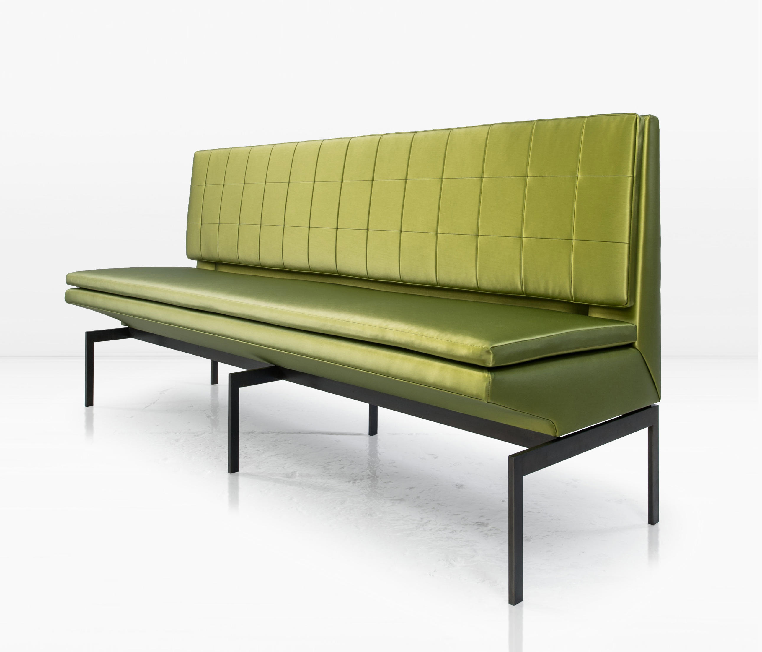 Mancini Banquette By Khouri Guzman Bunce Lininger | Waiting Area Benches ...