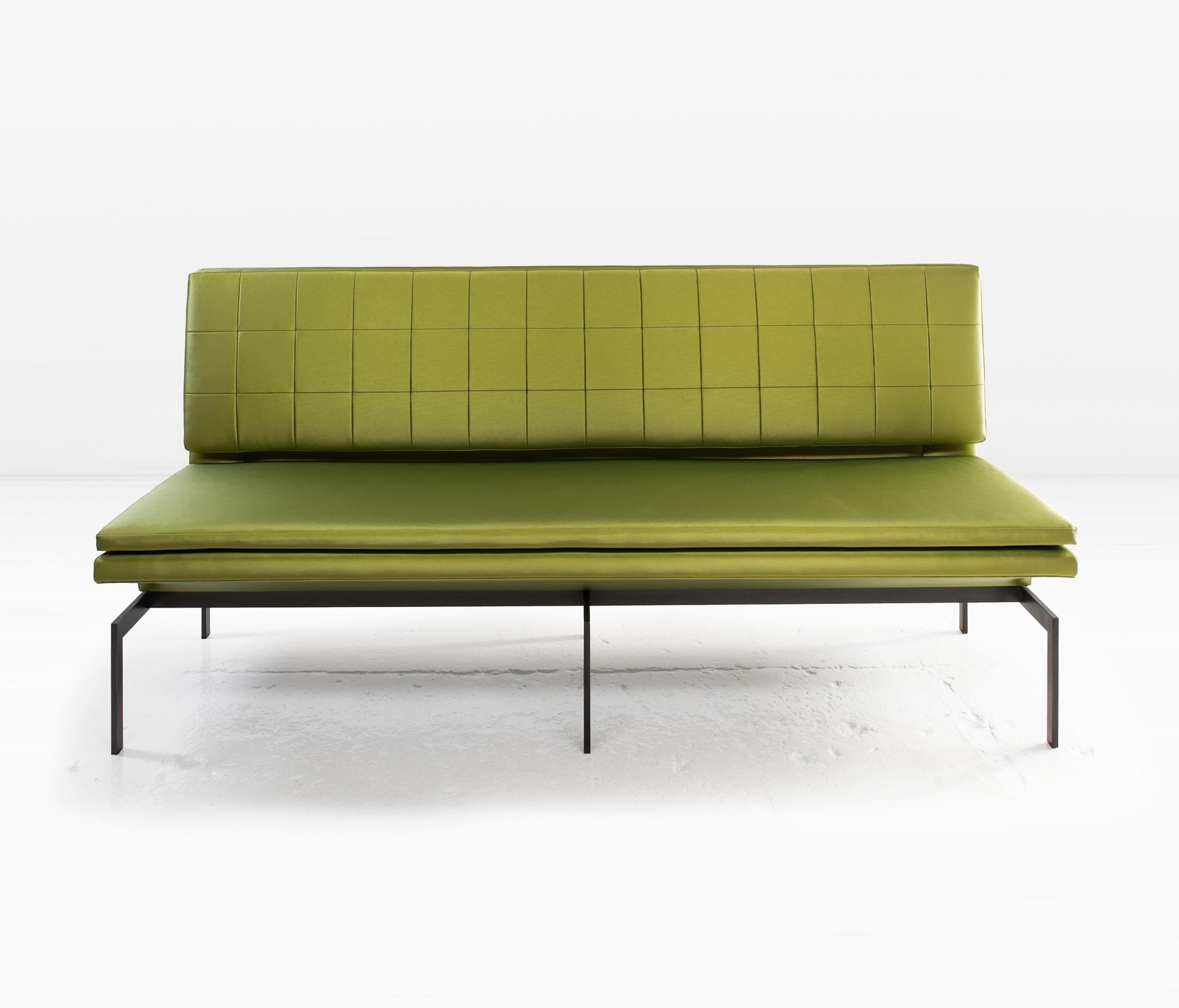 ... Mancini Banquette By Khouri Guzman Bunce Lininger | Waiting Area Benches