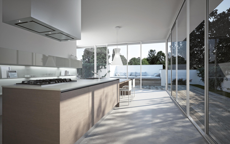 Ernestomeda Barrique Italian Modern Design Kitchens Barrique By