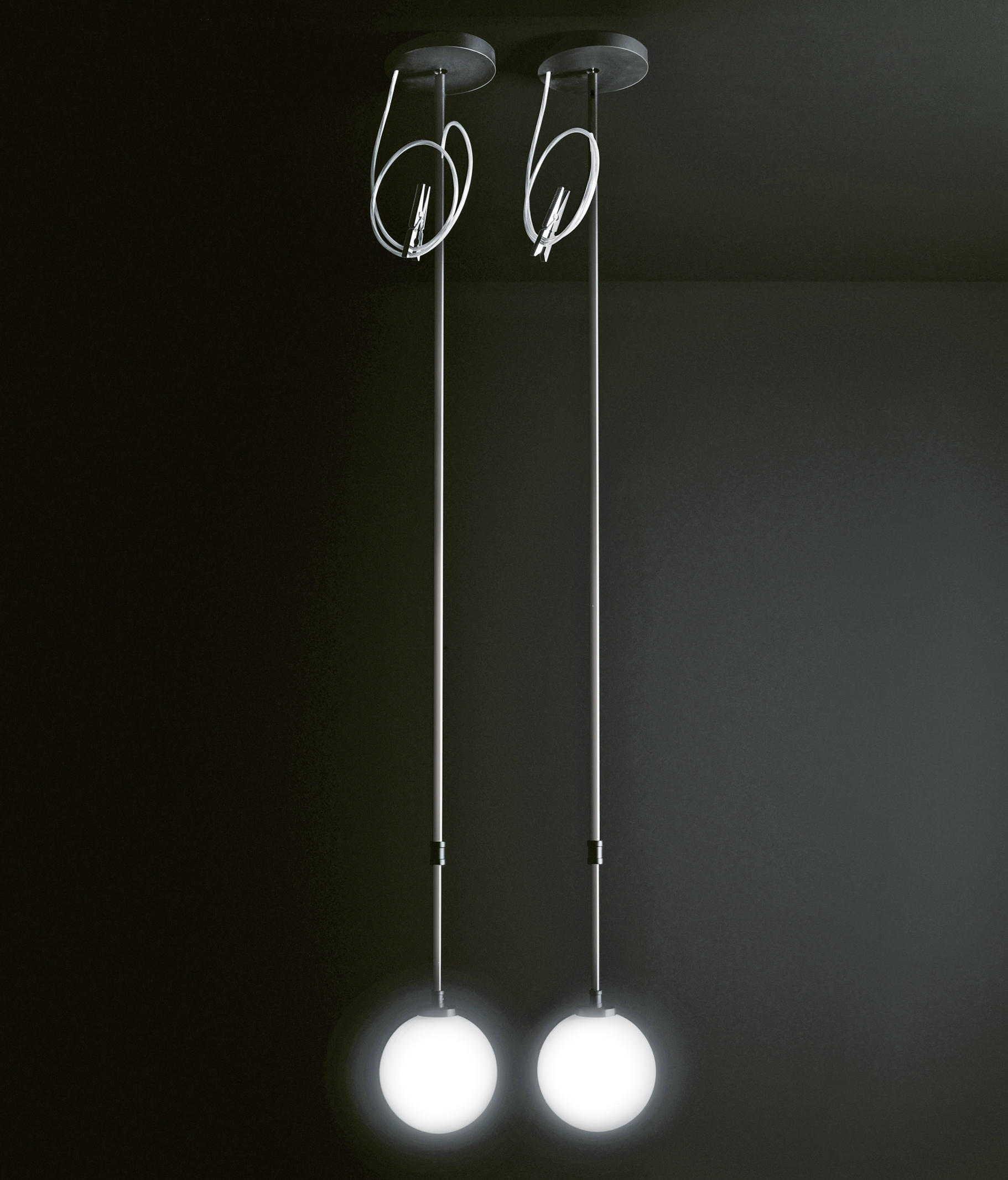 suspended lighting. Boccia Lamps Suspended By Boffi | General Lighting N
