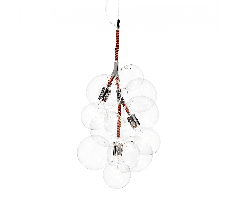 Pendant bubble chandelier general lighting from pelle architonic pendant bubble chandelier by pelle general lighting aloadofball Images