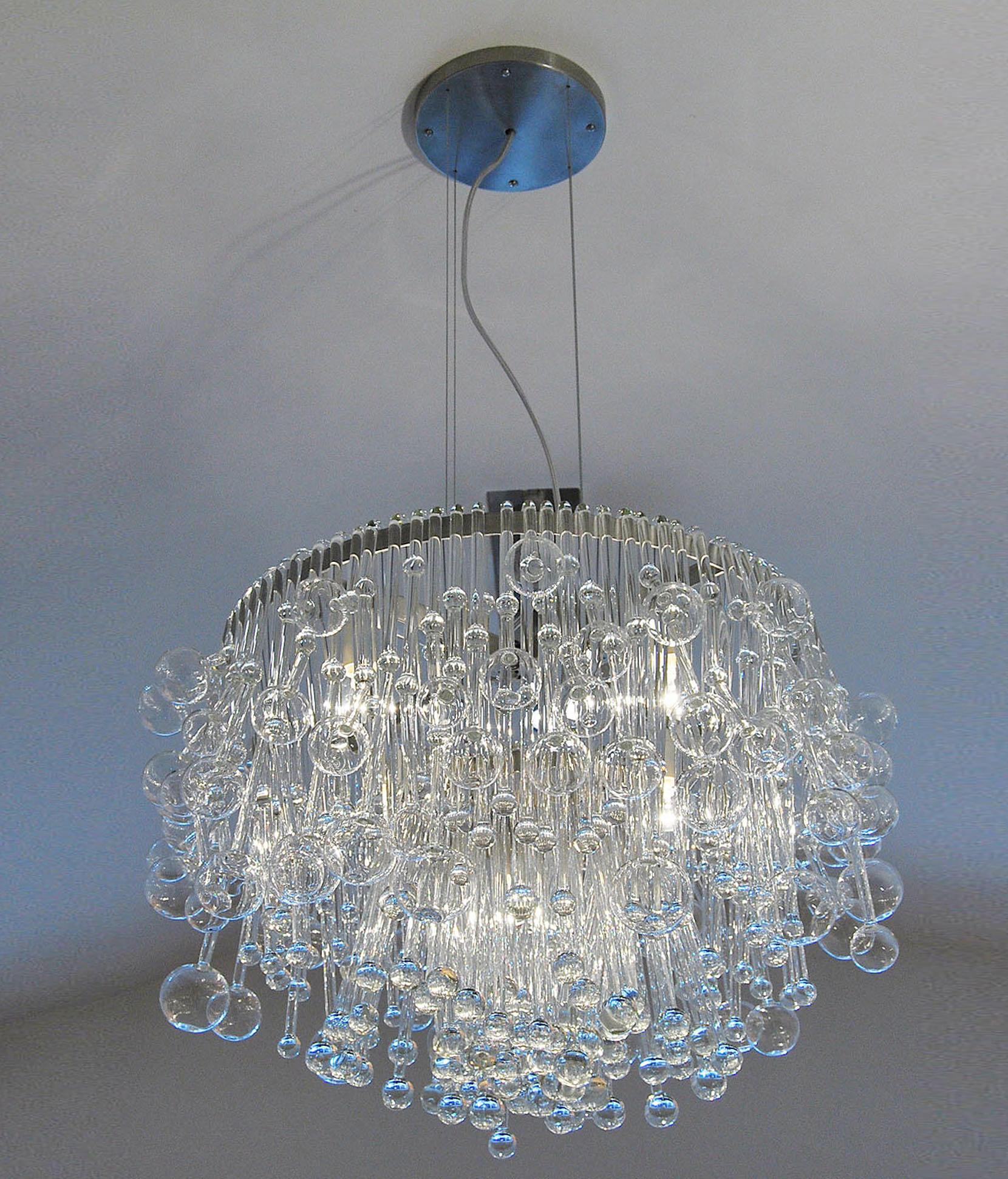 meikl pendelleuchten aus glas von isabel hamm architonic. Black Bedroom Furniture Sets. Home Design Ideas