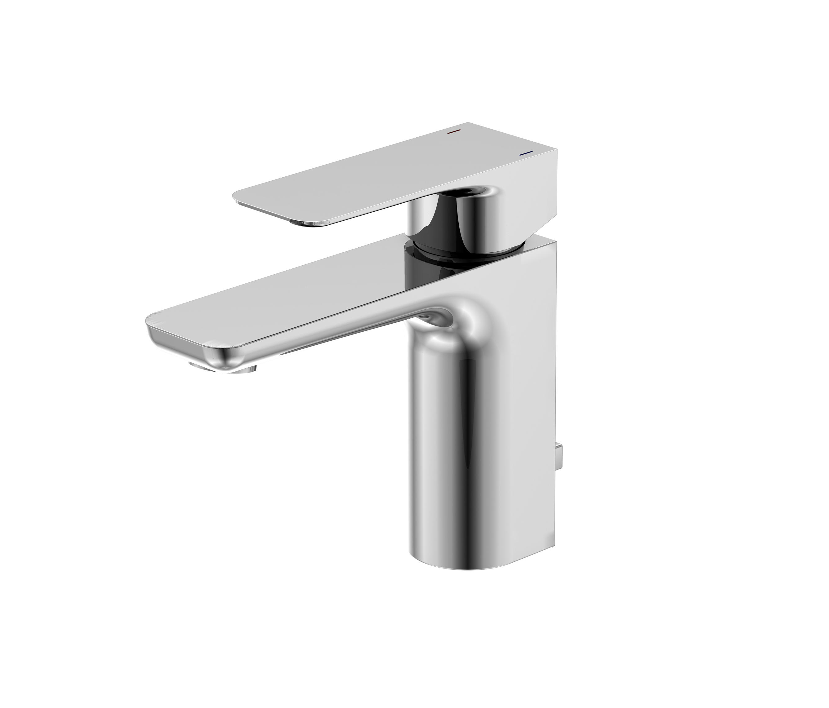205 1000 SINGLE LEVER BASIN MIXER - Wash basin taps from Steinberg ...