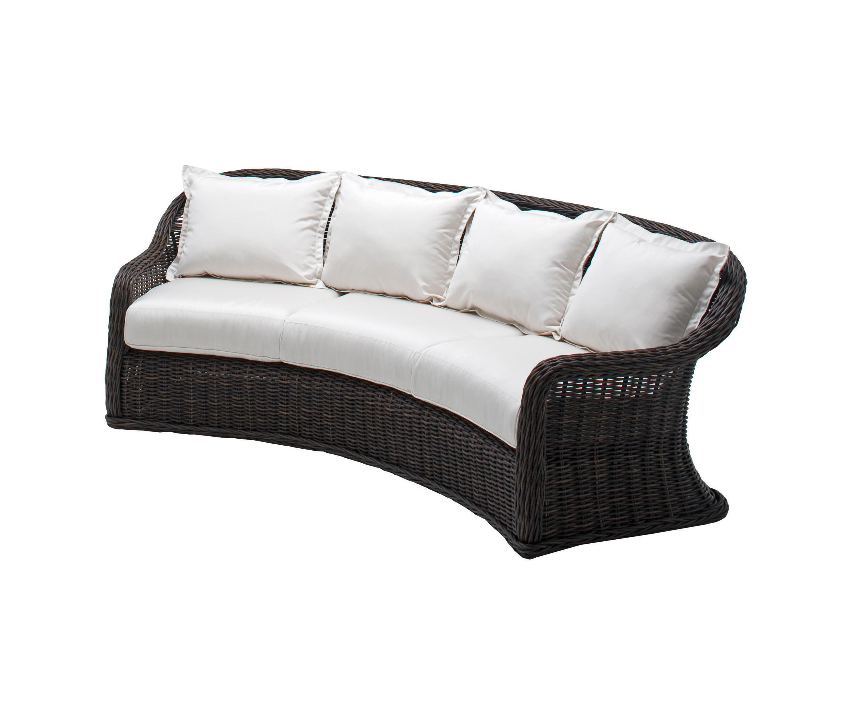 Havana Deep Seating Curved Sofa Gartensofas Von Gloster Furniture Gmbh Architonic