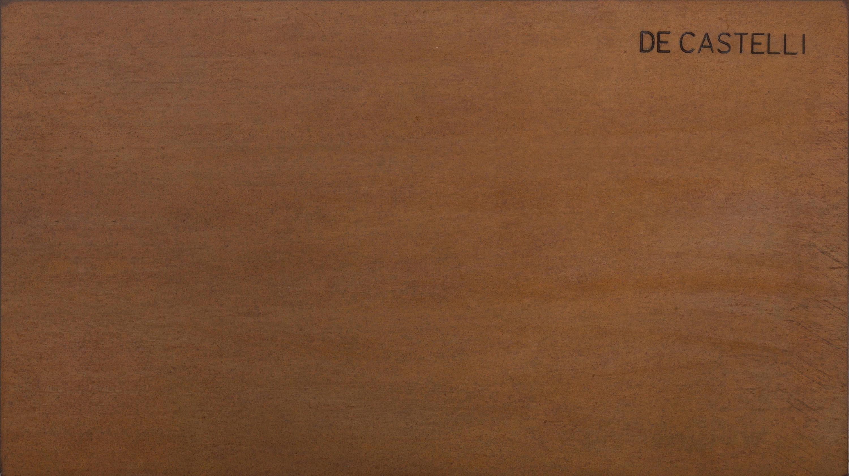 cor ten sheets from de castelli architonic. Black Bedroom Furniture Sets. Home Design Ideas