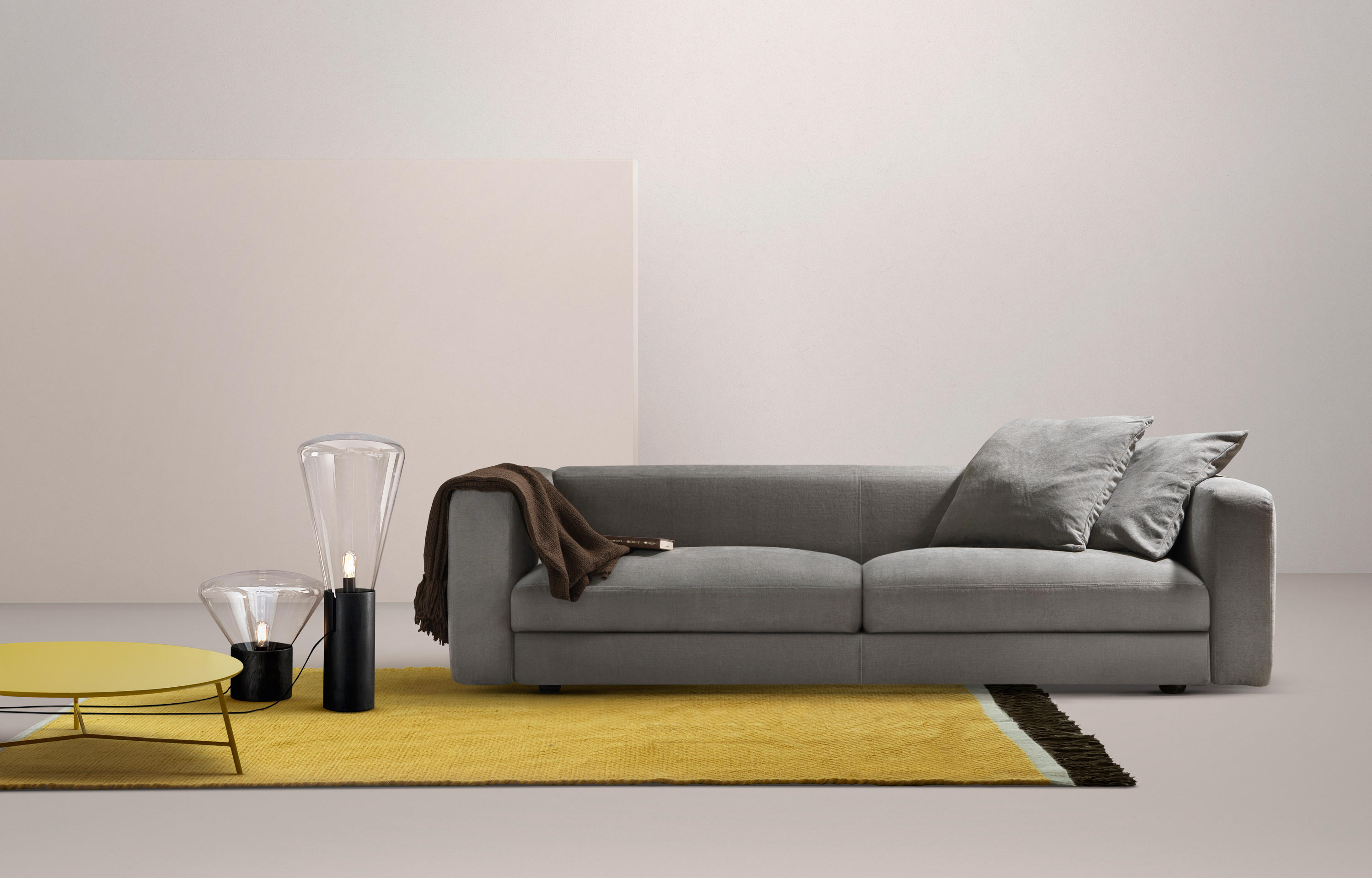 Softly One Sofa By My Home Collection Sofas