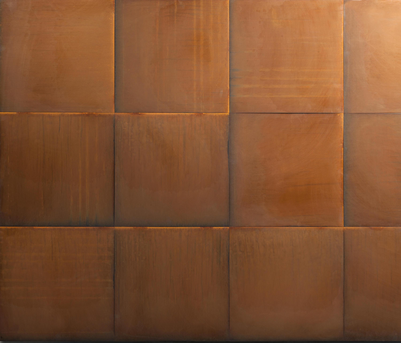 Floor Metal Tiles From De Castelli Architonic
