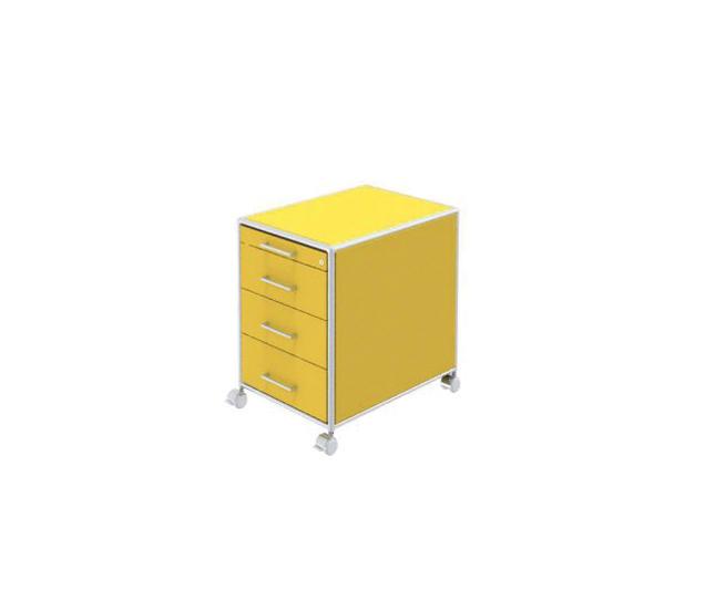 Rollcontainer design hoch  BOSSE ROLLCONTAINER 1-3-3-3 - Beistellcontainer von Bosse Design ...