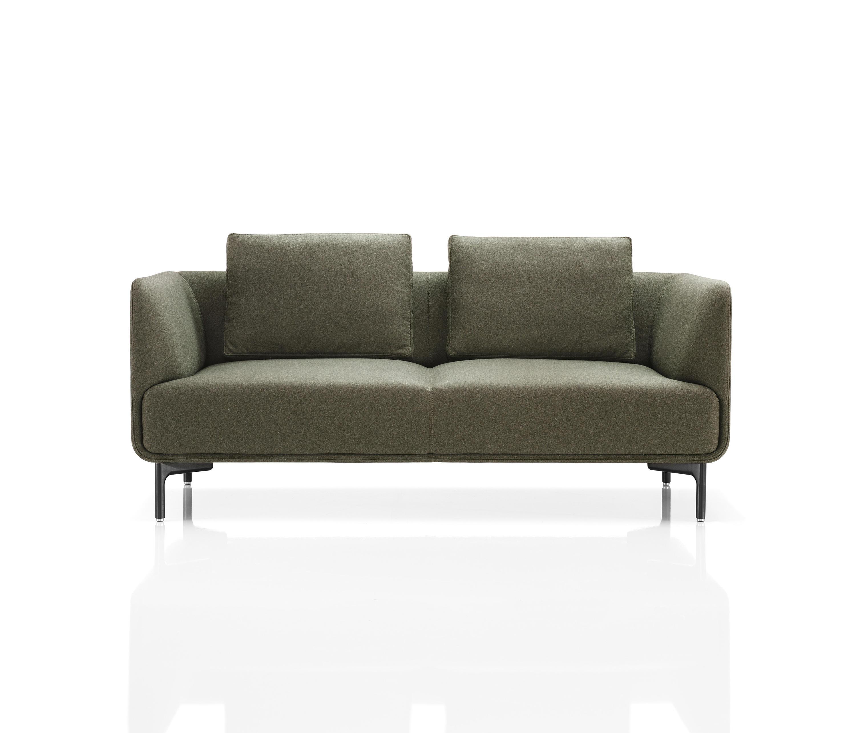 liv sofa 175 loungesofas von wittmann architonic. Black Bedroom Furniture Sets. Home Design Ideas