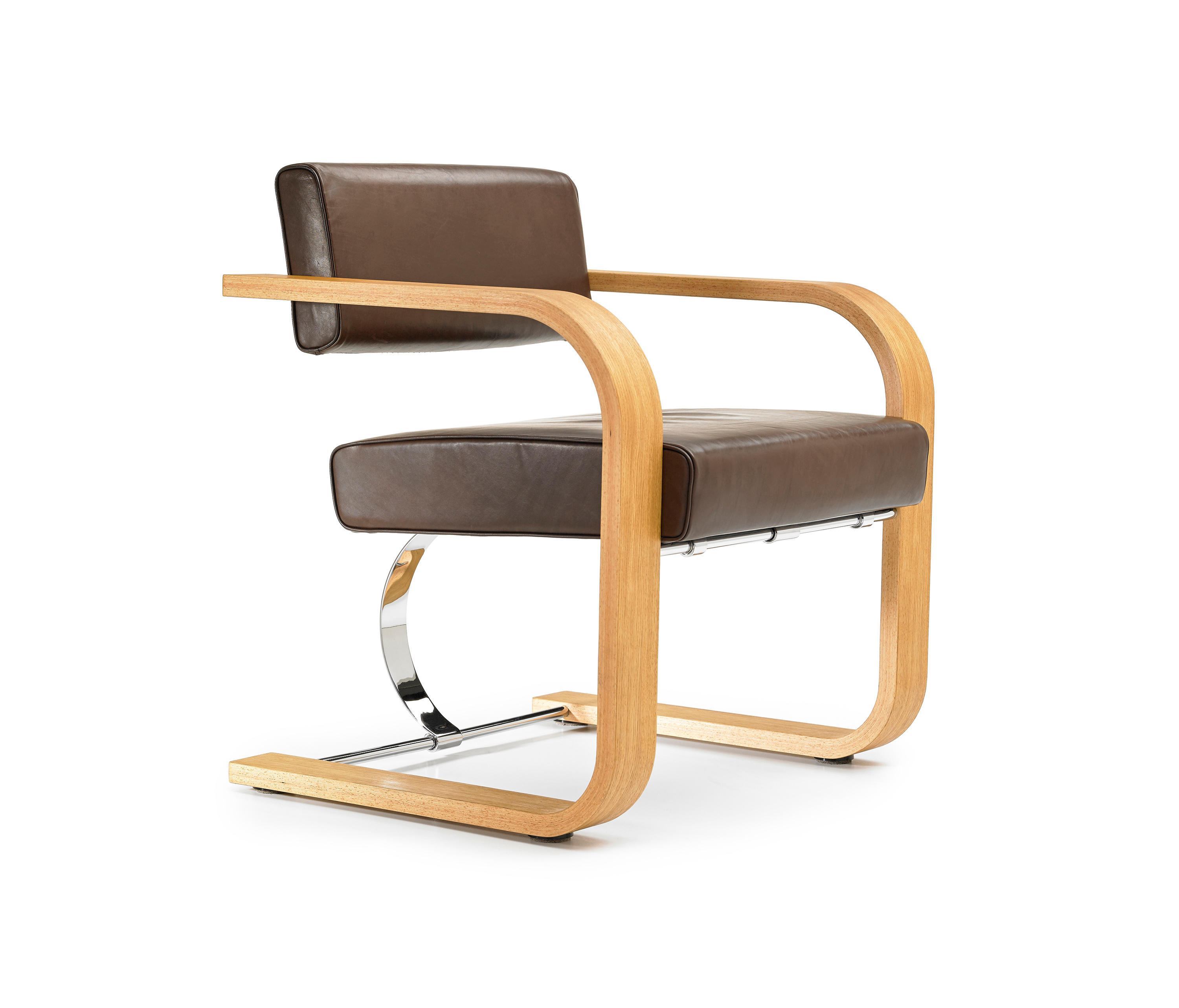 Cantilever chair wood visitors chairs side chairs from for Chair vs chairman