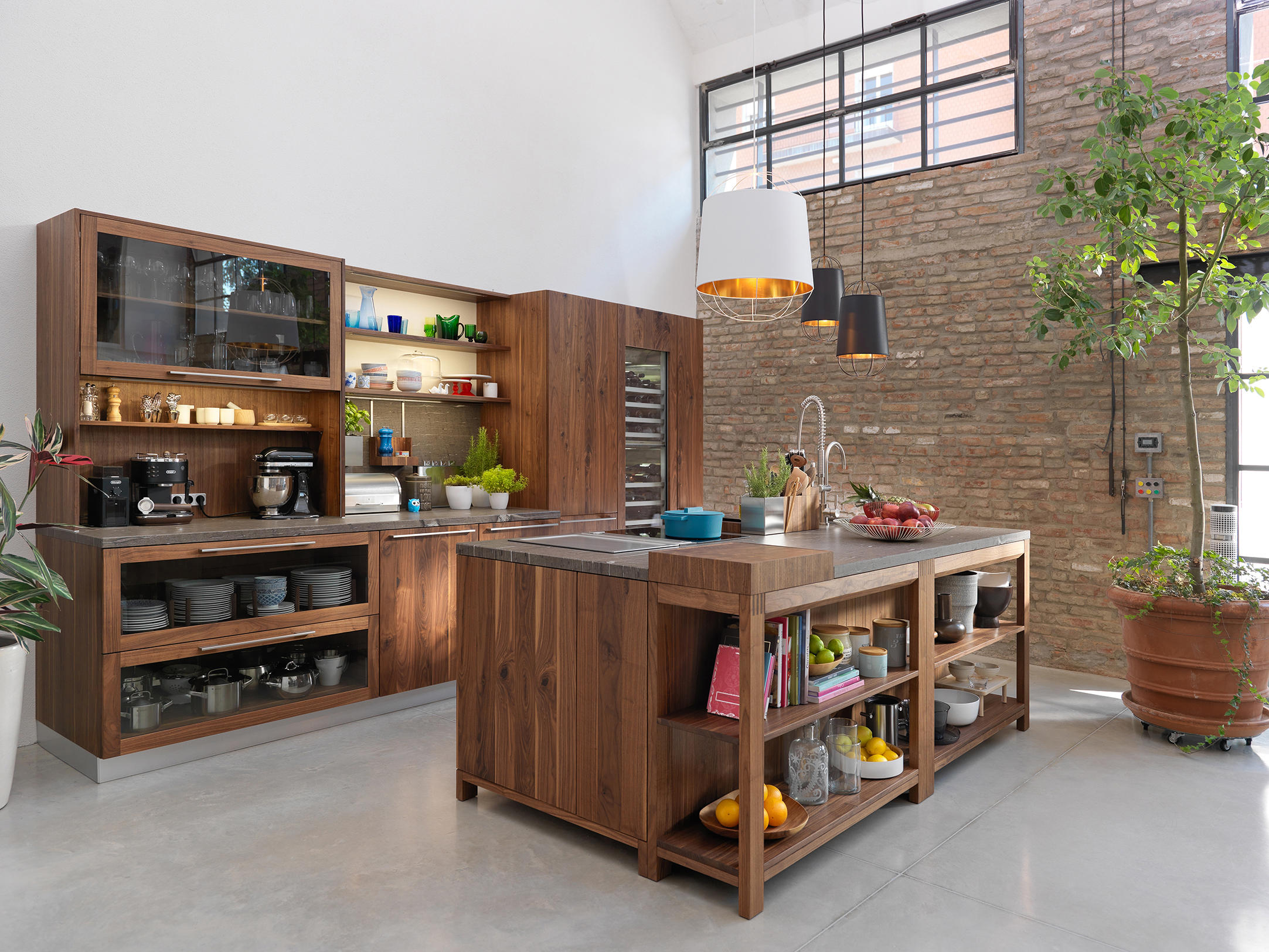 Charmant Loft Kitchen By TEAM 7 | Fitted Kitchens