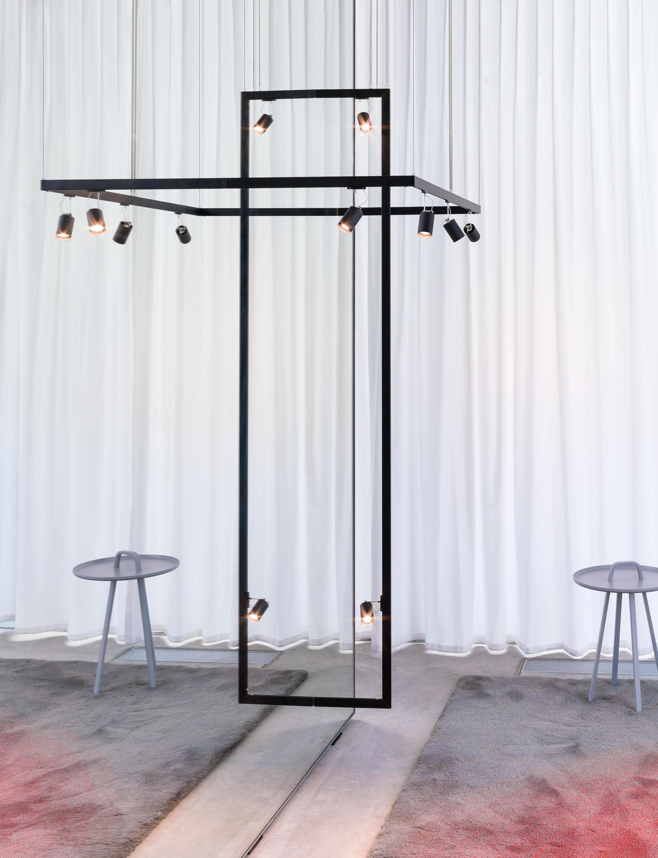 Spot 5 clairage sur rails de buschfeld design architonic for Spot on lighting and decor