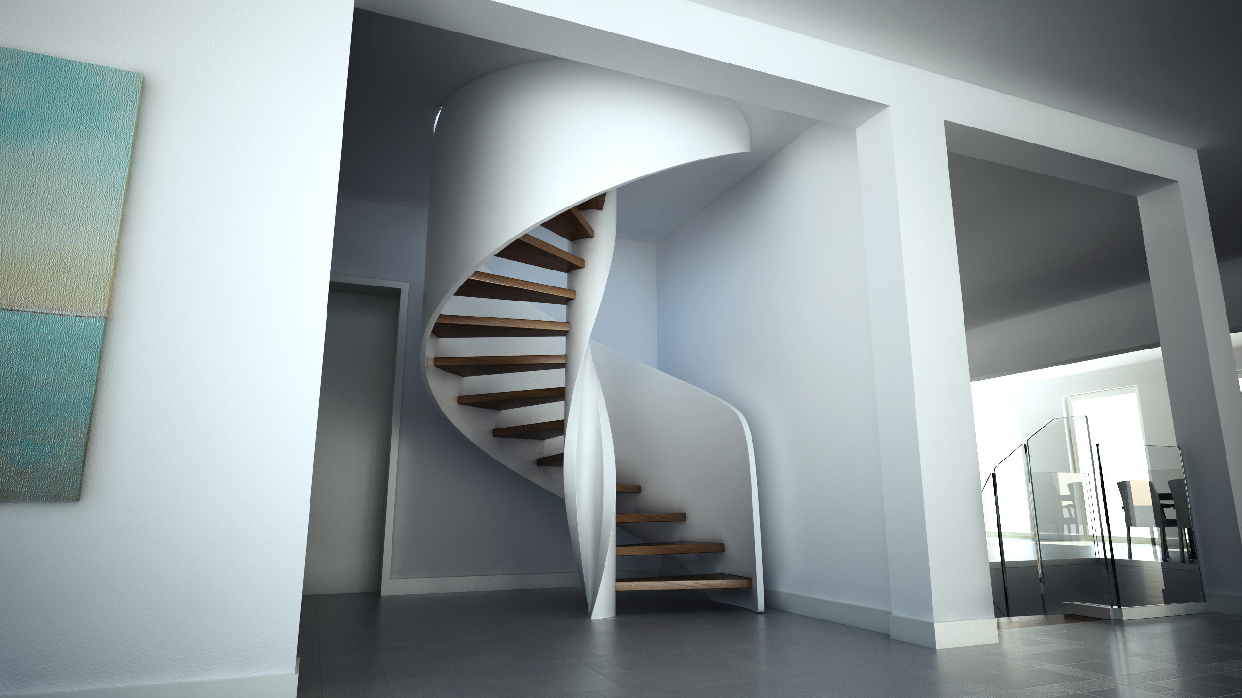 Stairs Treppen tornado wood stairs from siller treppen architonic