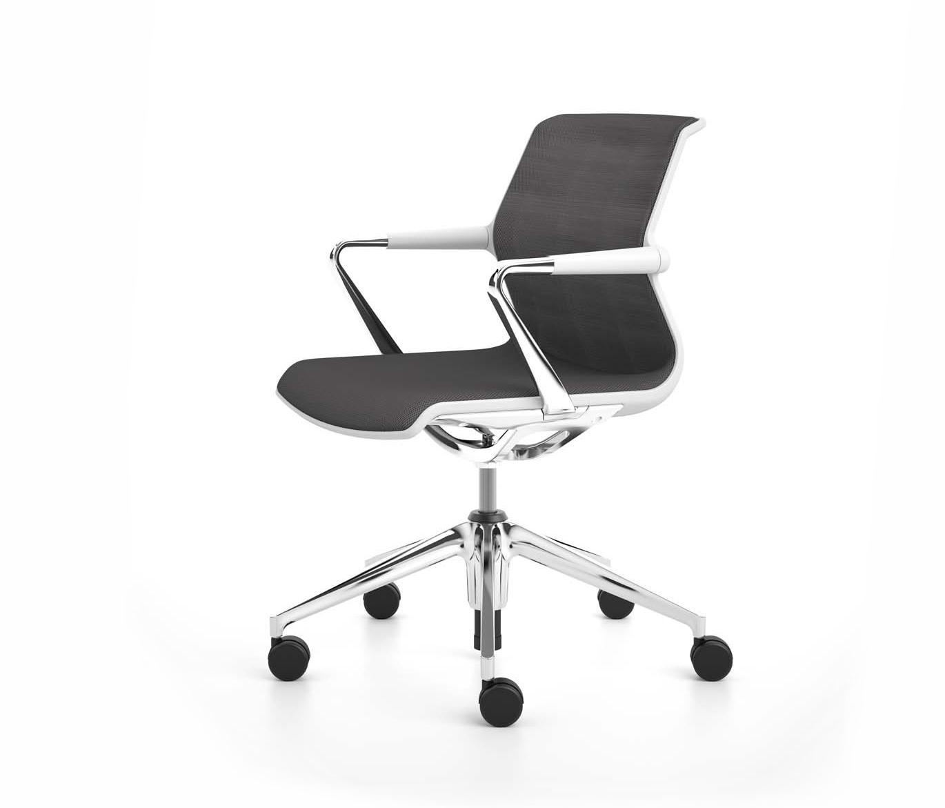 unix chair visitors chairs side chairs from vitra. Black Bedroom Furniture Sets. Home Design Ideas