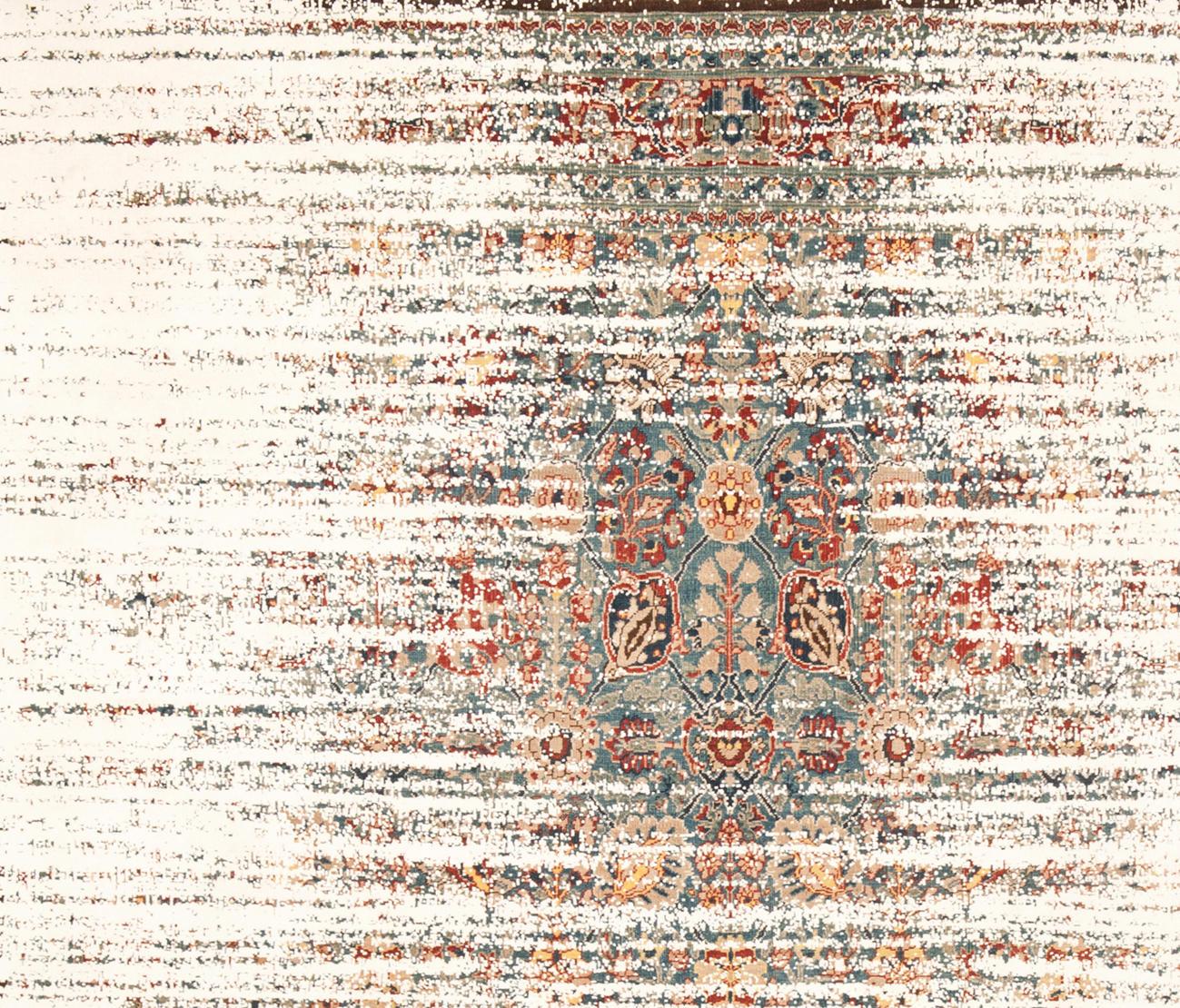erased heritage tabriz canal stomped formatteppiche designerteppiche von jan kath architonic. Black Bedroom Furniture Sets. Home Design Ideas