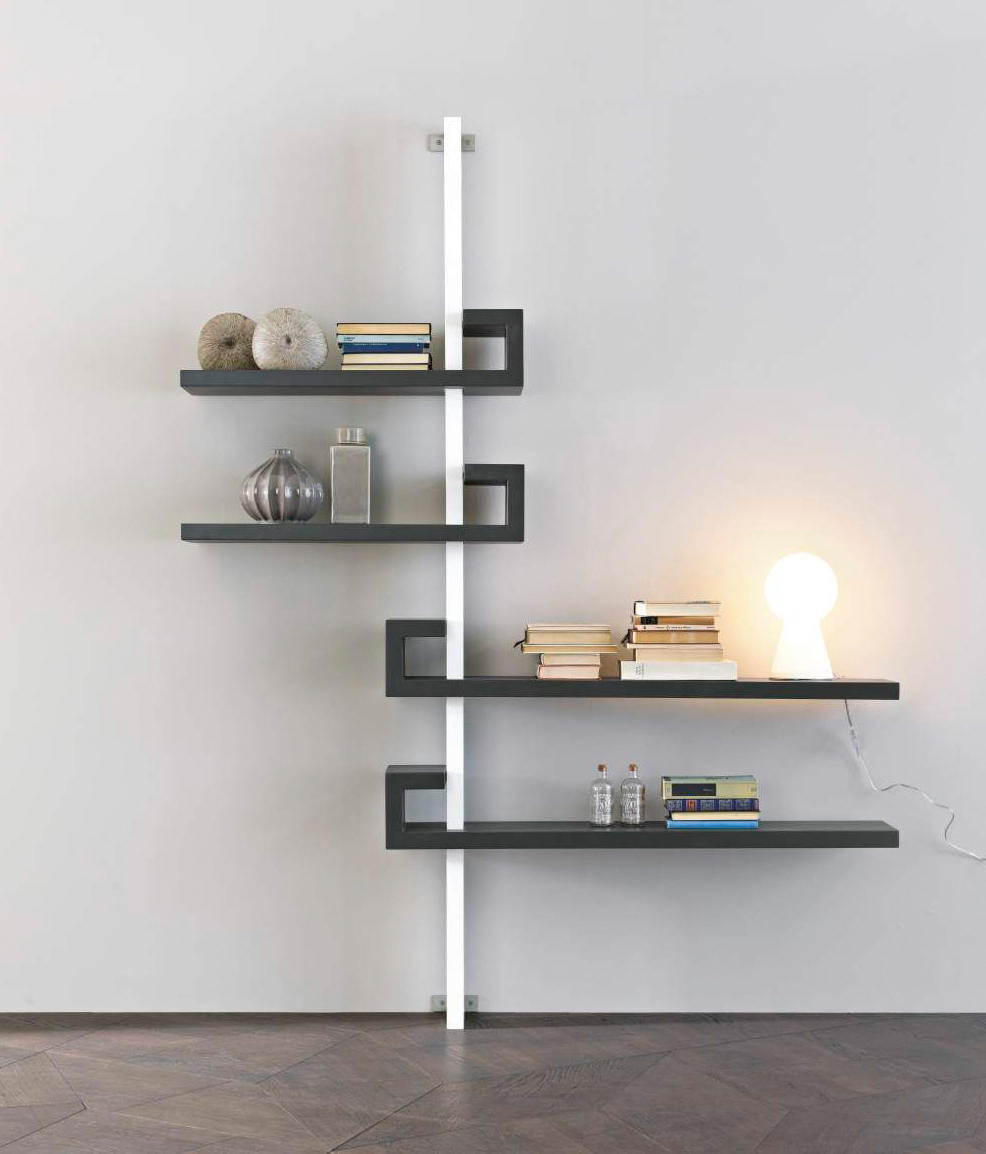 statica shelf mensole lago architonic