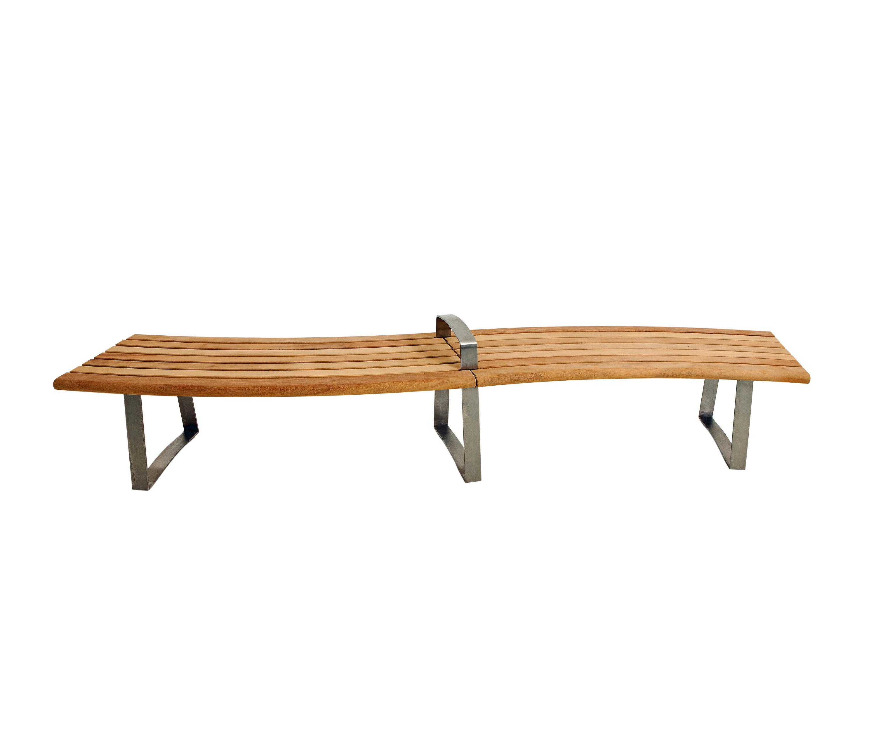 MEKO BENCH CURVED Waiting area benches from Benchmark