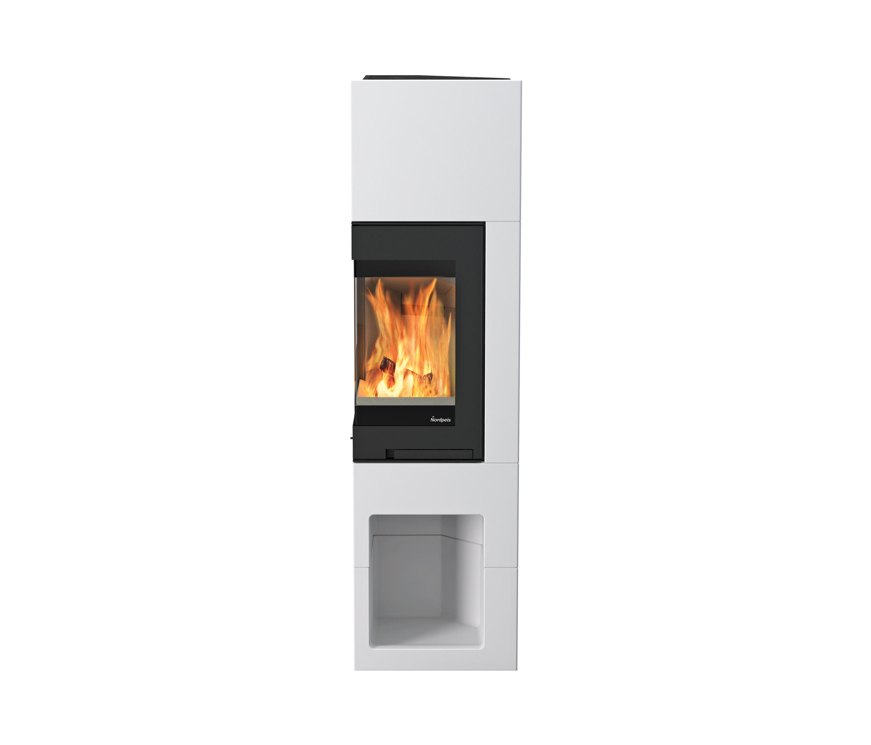 ODENSE - Wood burning stoves from Nordpeis | Architonic