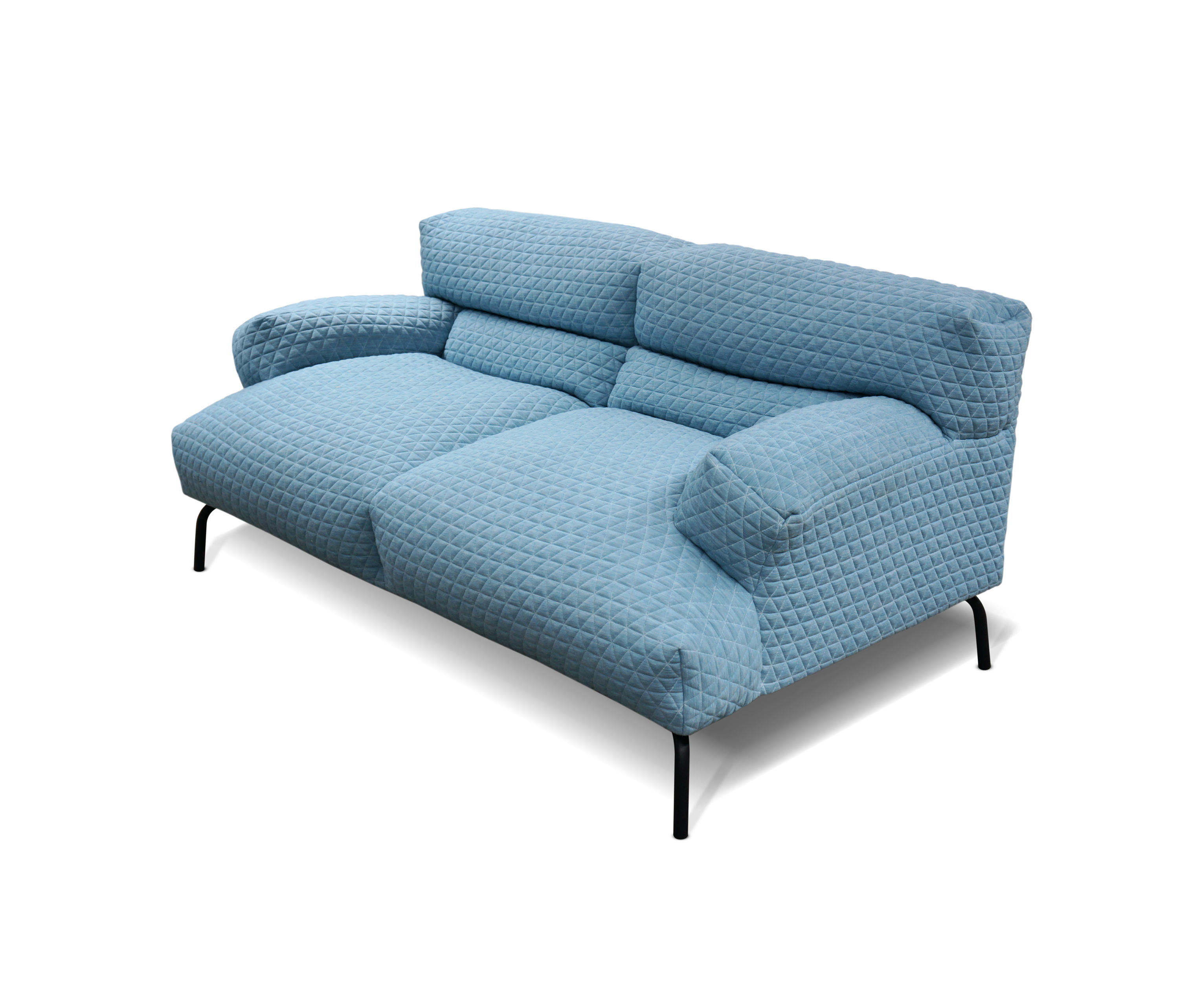 LAZY BASTARD 2 SEATER Lounge sofas from Montis