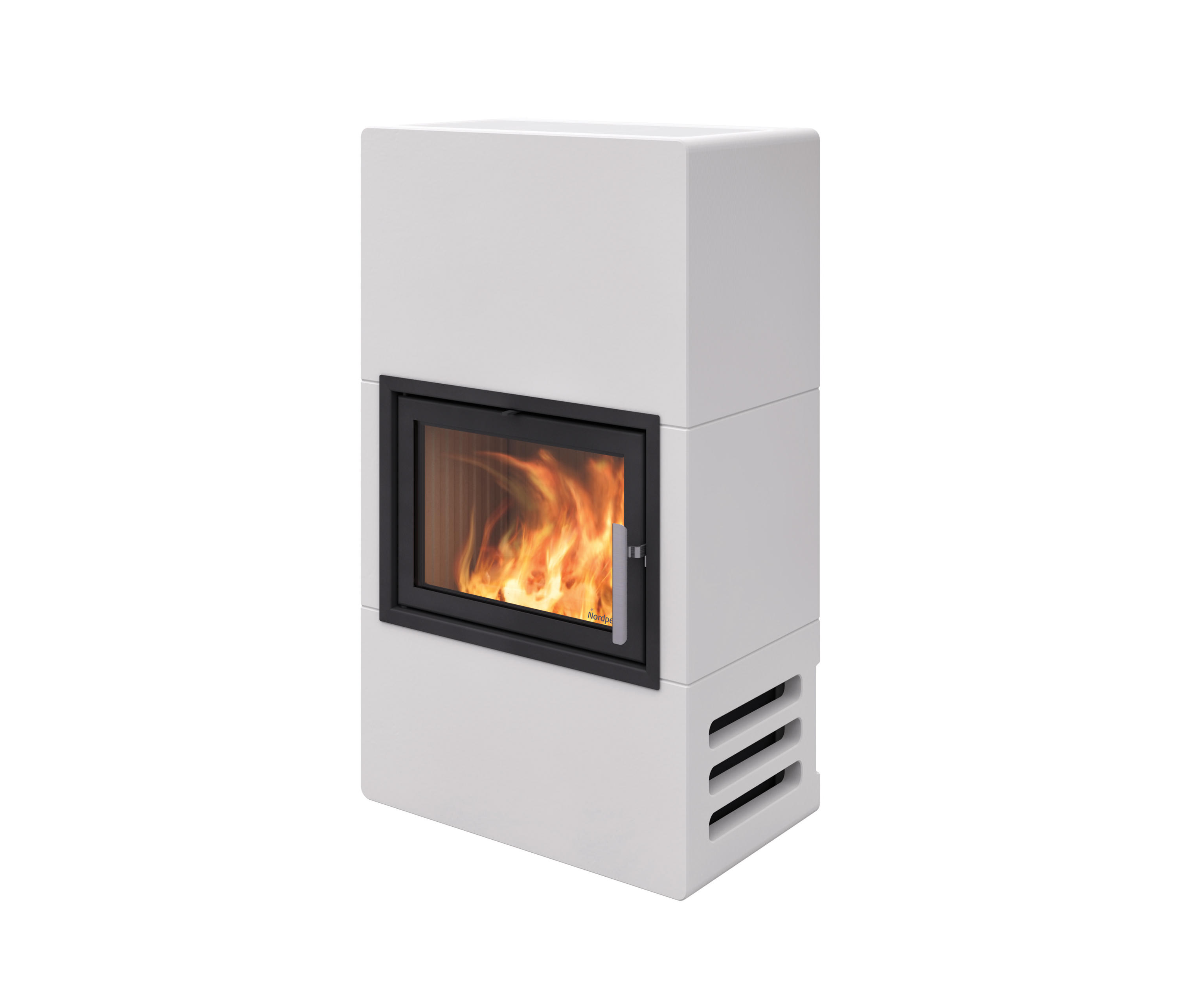 STOCKHOLM - Wood burning stoves from Nordpeis | Architonic