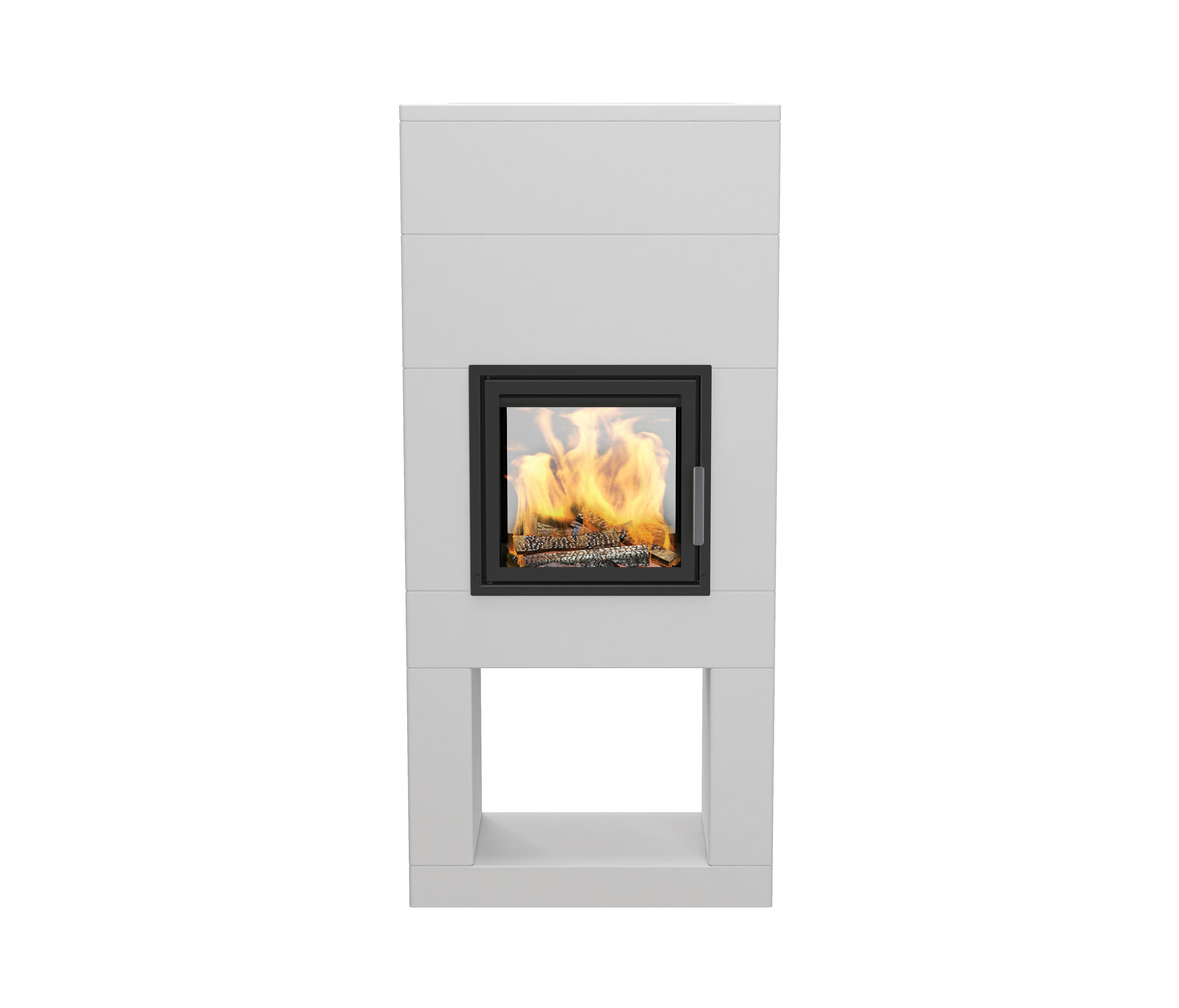 TOKYO - Wood burning stoves from Nordpeis | Architonic
