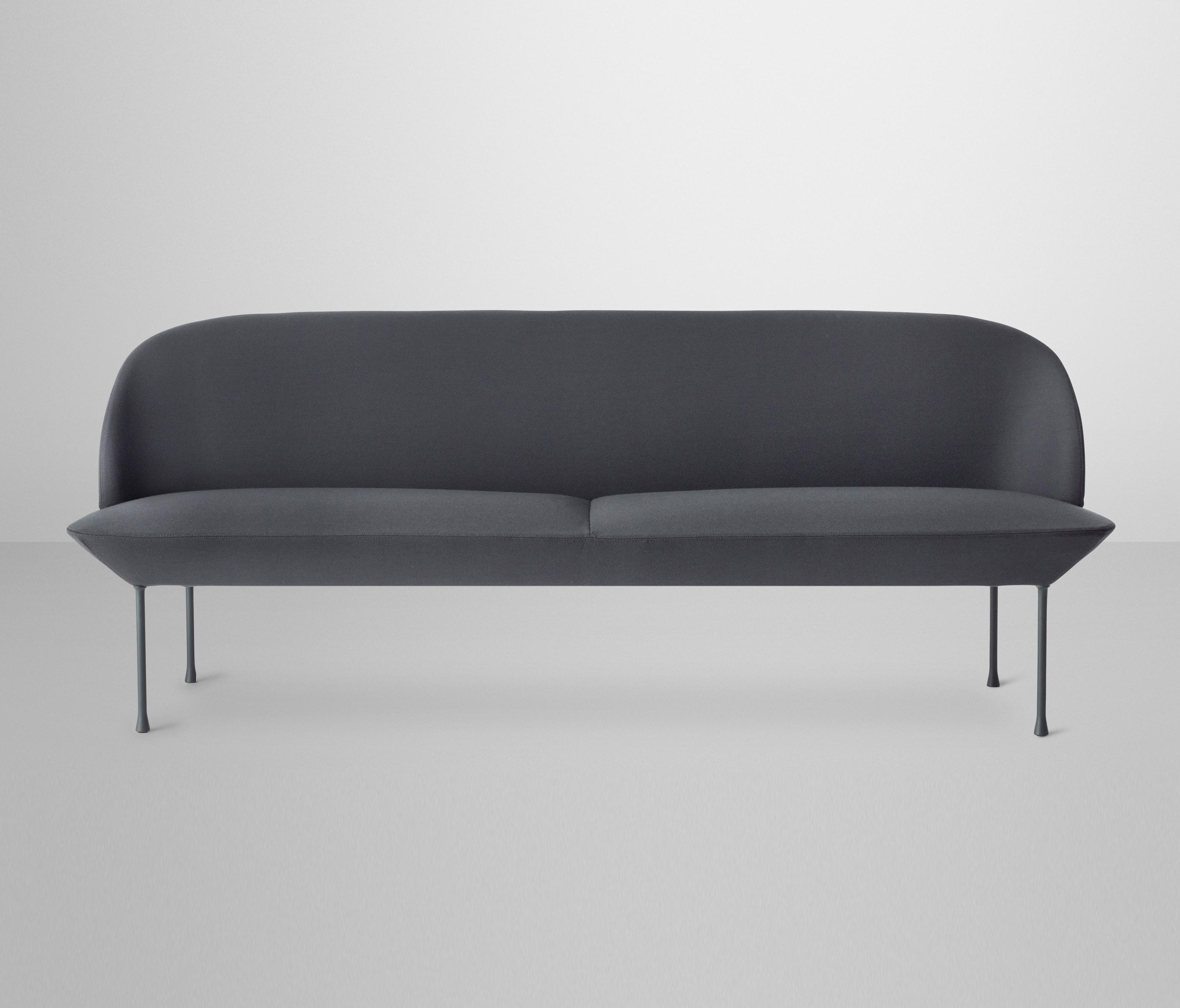 Oslo 3 Seater Sofas From Muuto Architonic