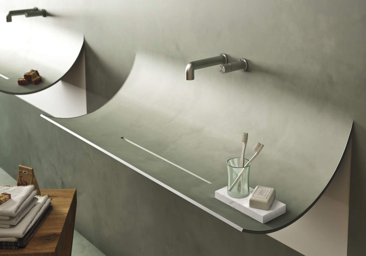 SKIN_BASIN - Wash basins from LAGO | Architonic