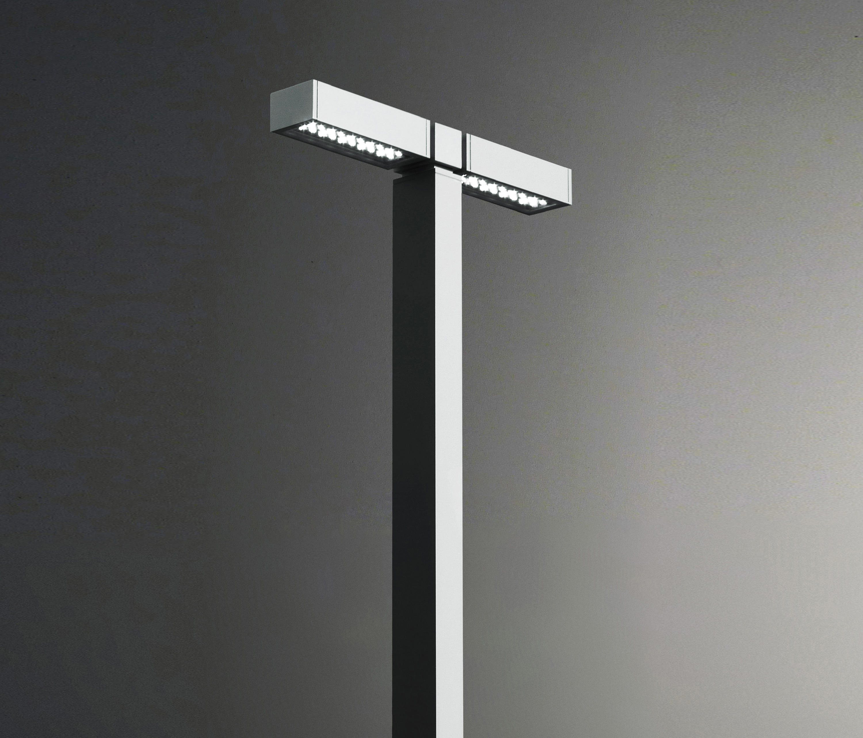 Park Double Pole Street Lights From Simes Architonic