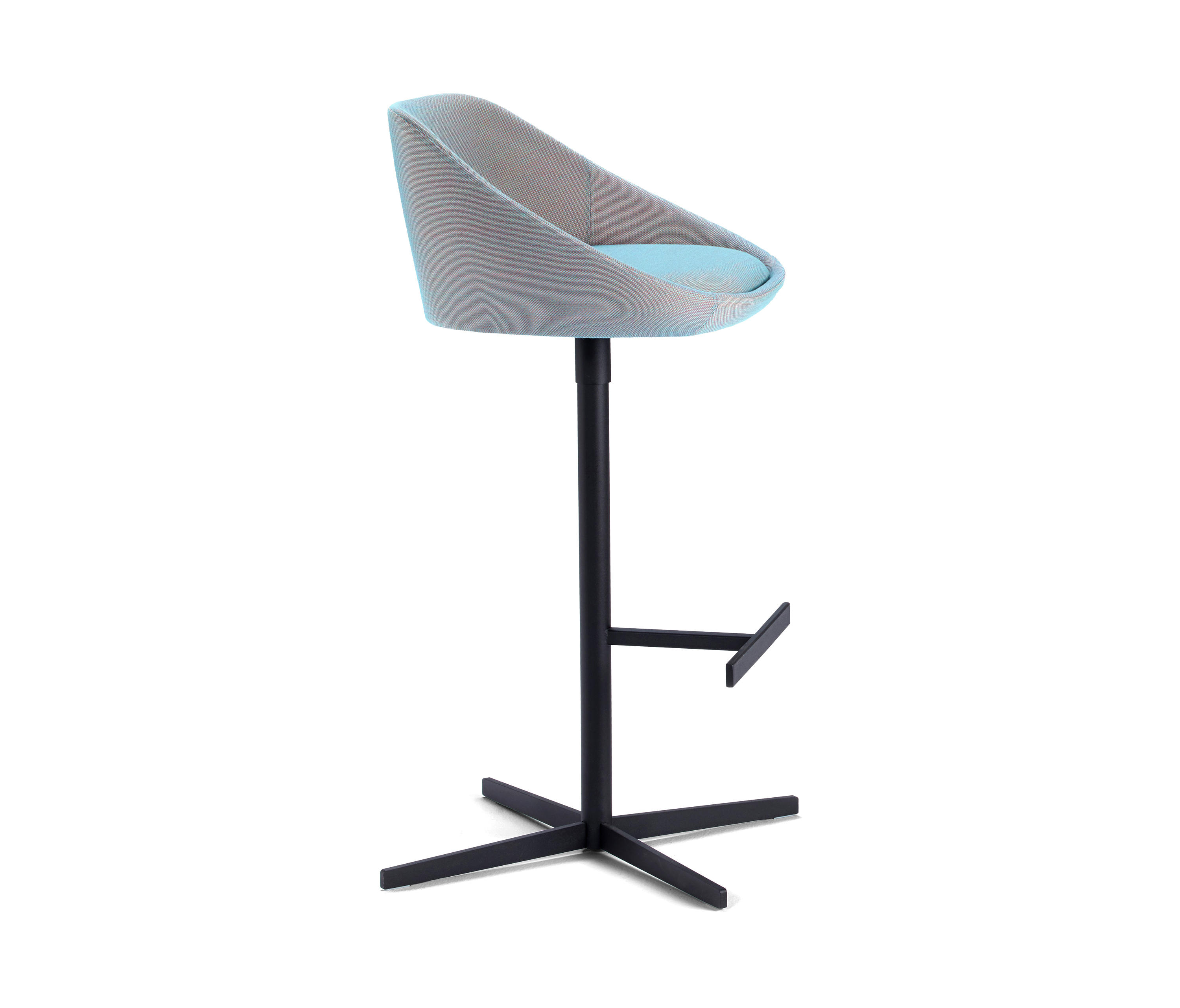 Ezy Barstool Bar Stools From Offecct Architonic